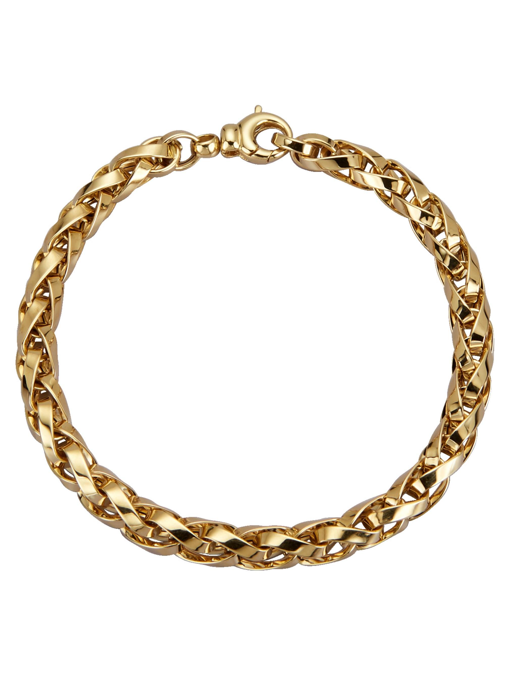 Diemer Gold Armband in Gelbgold bIipe