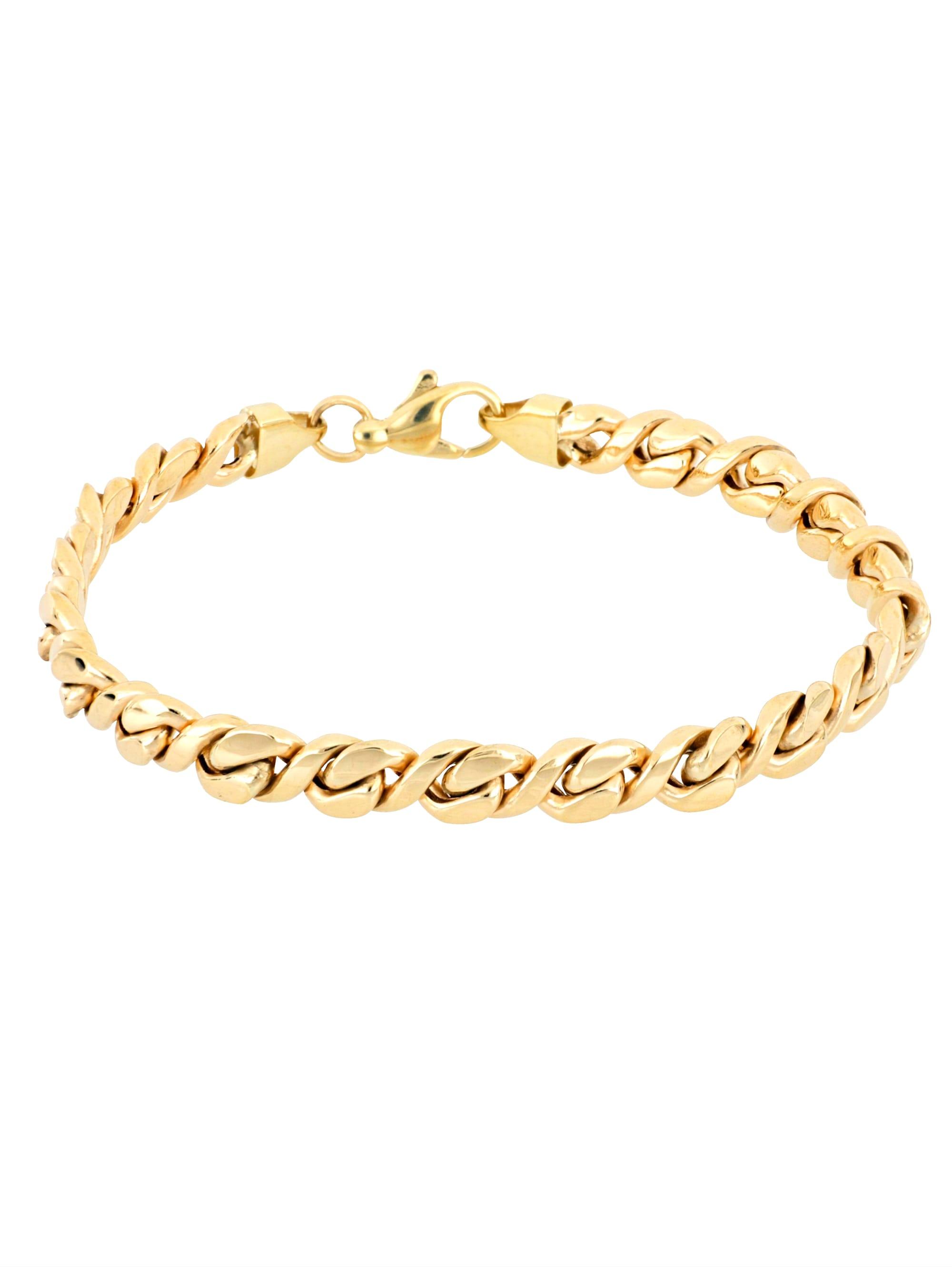 Grazielli Armband in Gelbgold H9qEQ