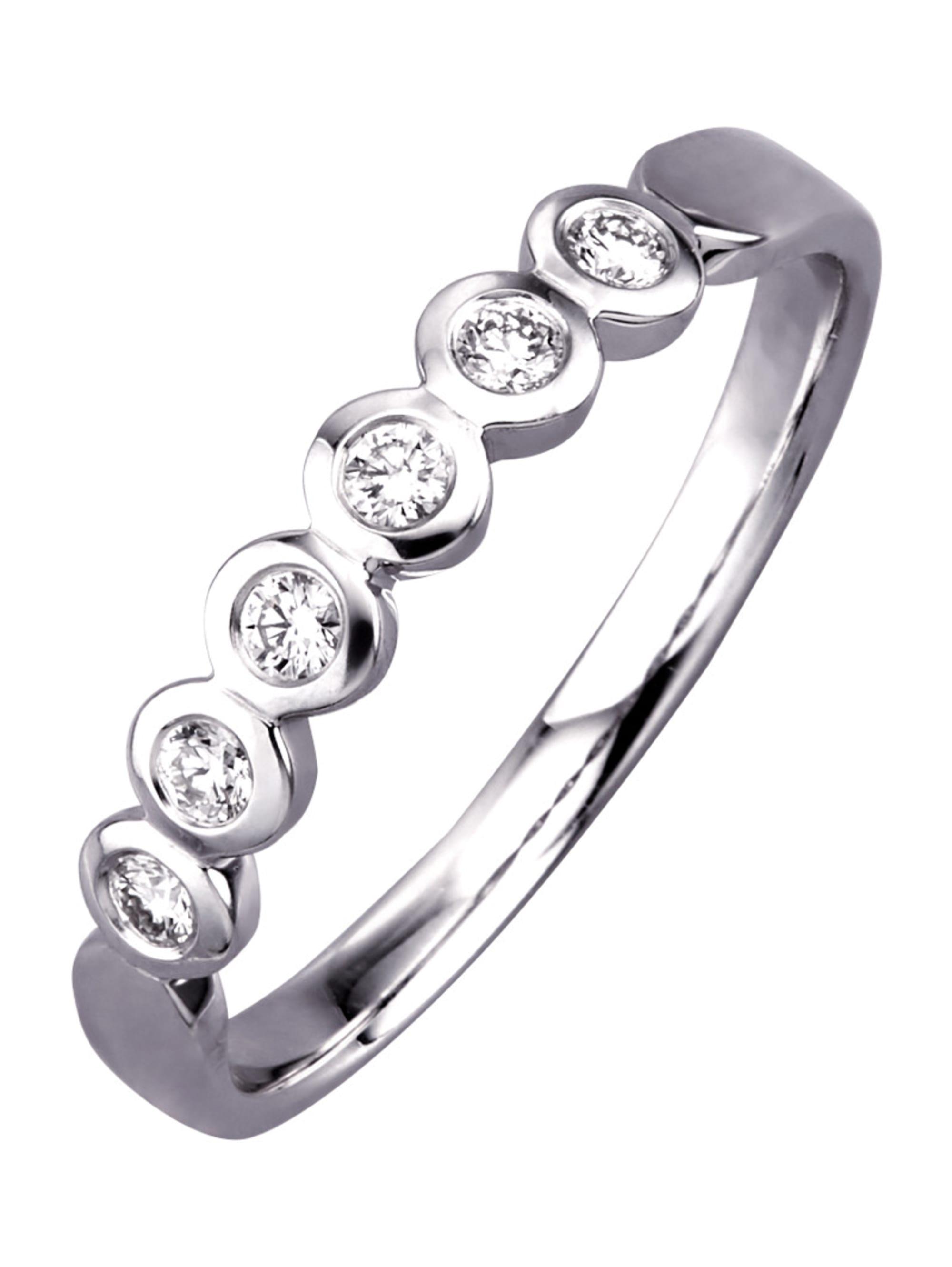 Diemer Diamant Memoirering mit Brillanten IGVYU