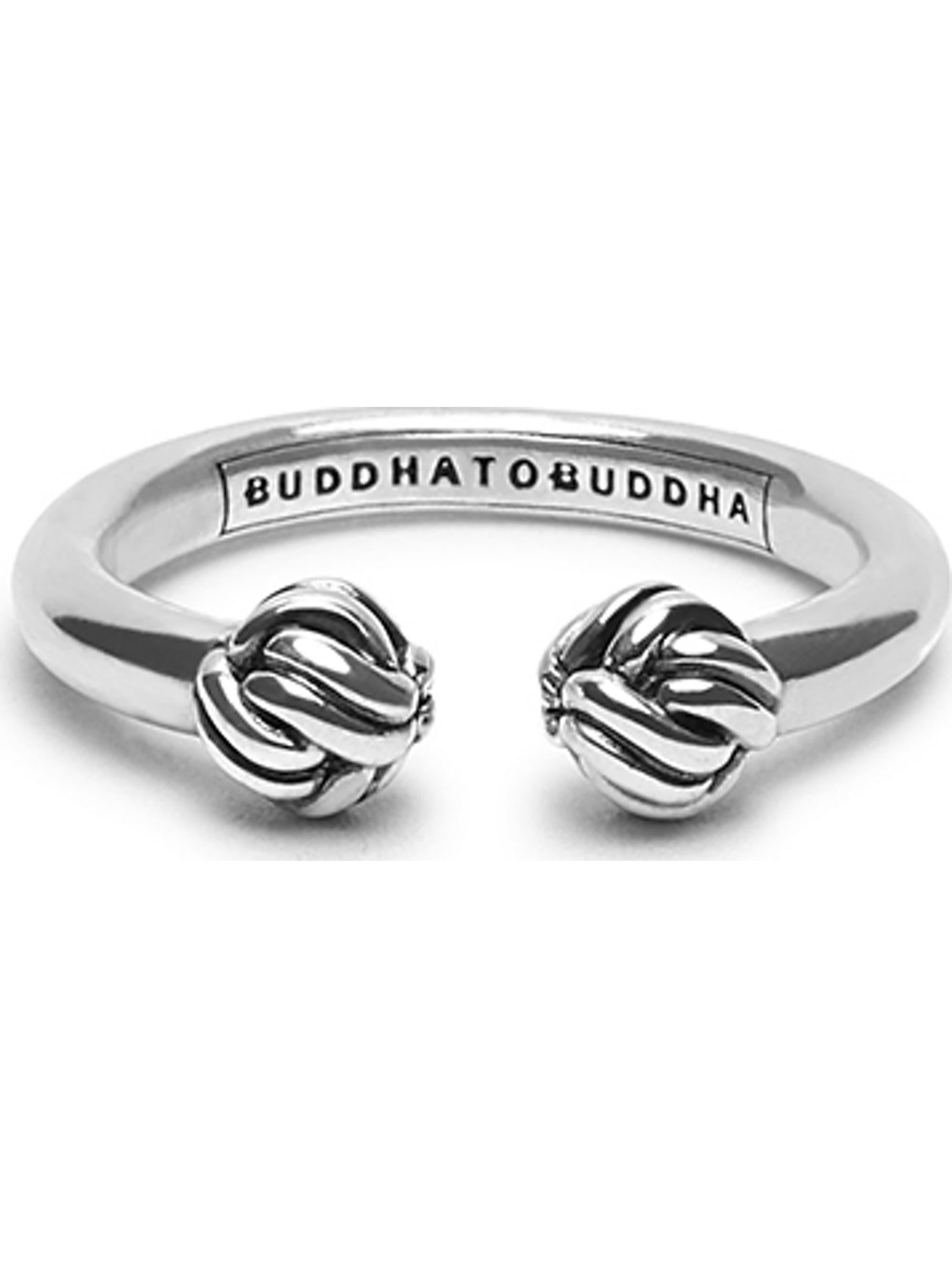 Buddha to Buddha Buddha to Buddha Damen-Damenring 925er Silber 9HtFK