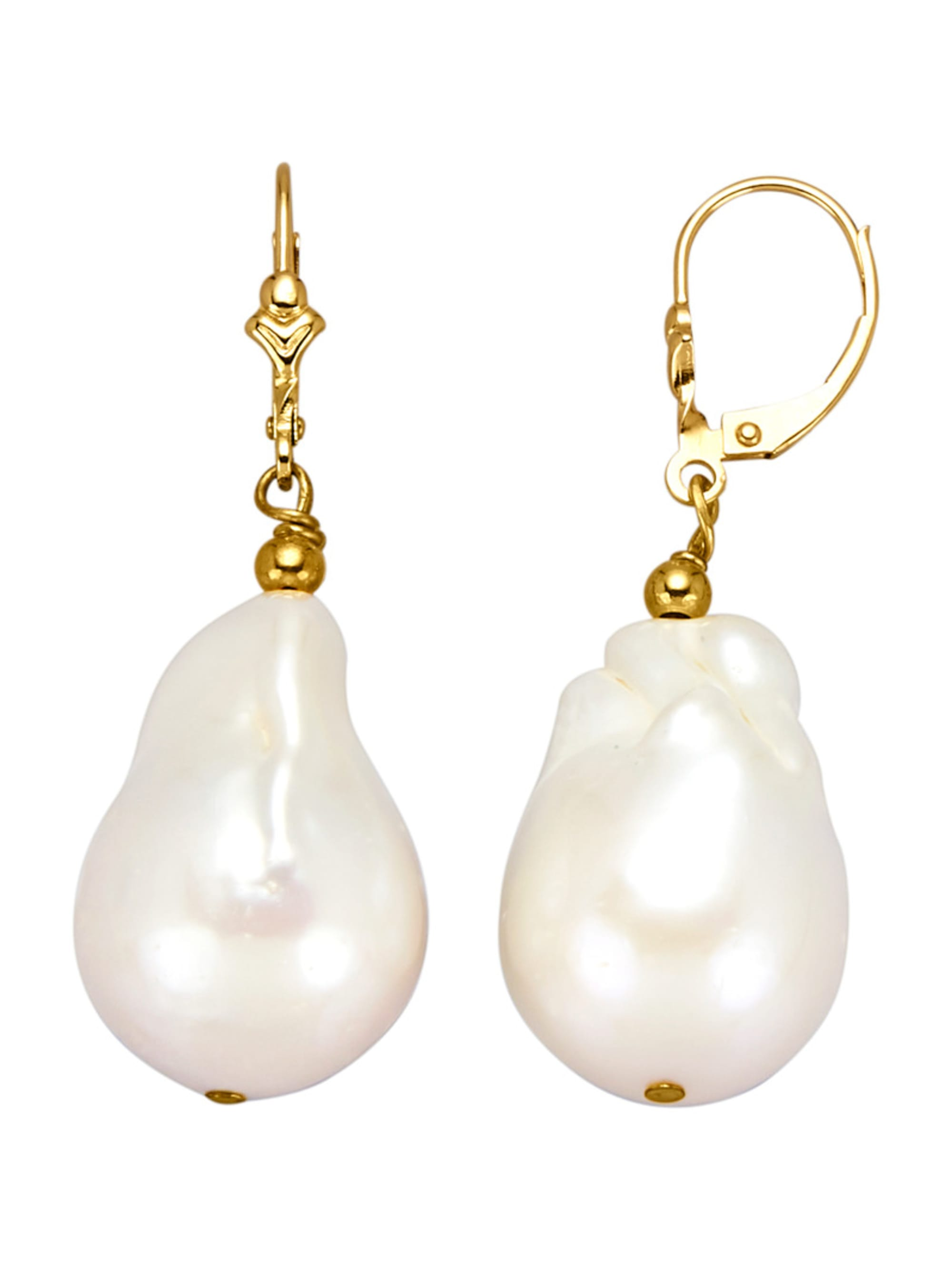 Ohrringe mit Keshi-Perlen XXpBT