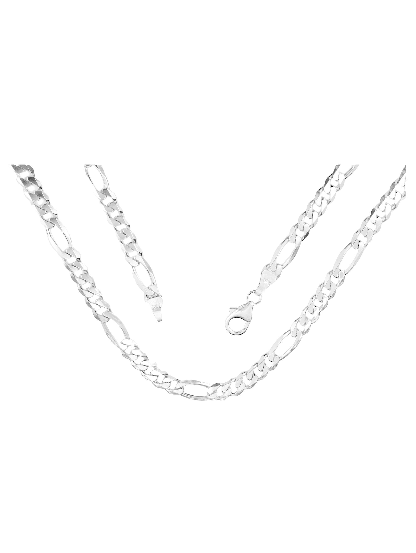 Grazielli Figarokette diamantiert G9L2z