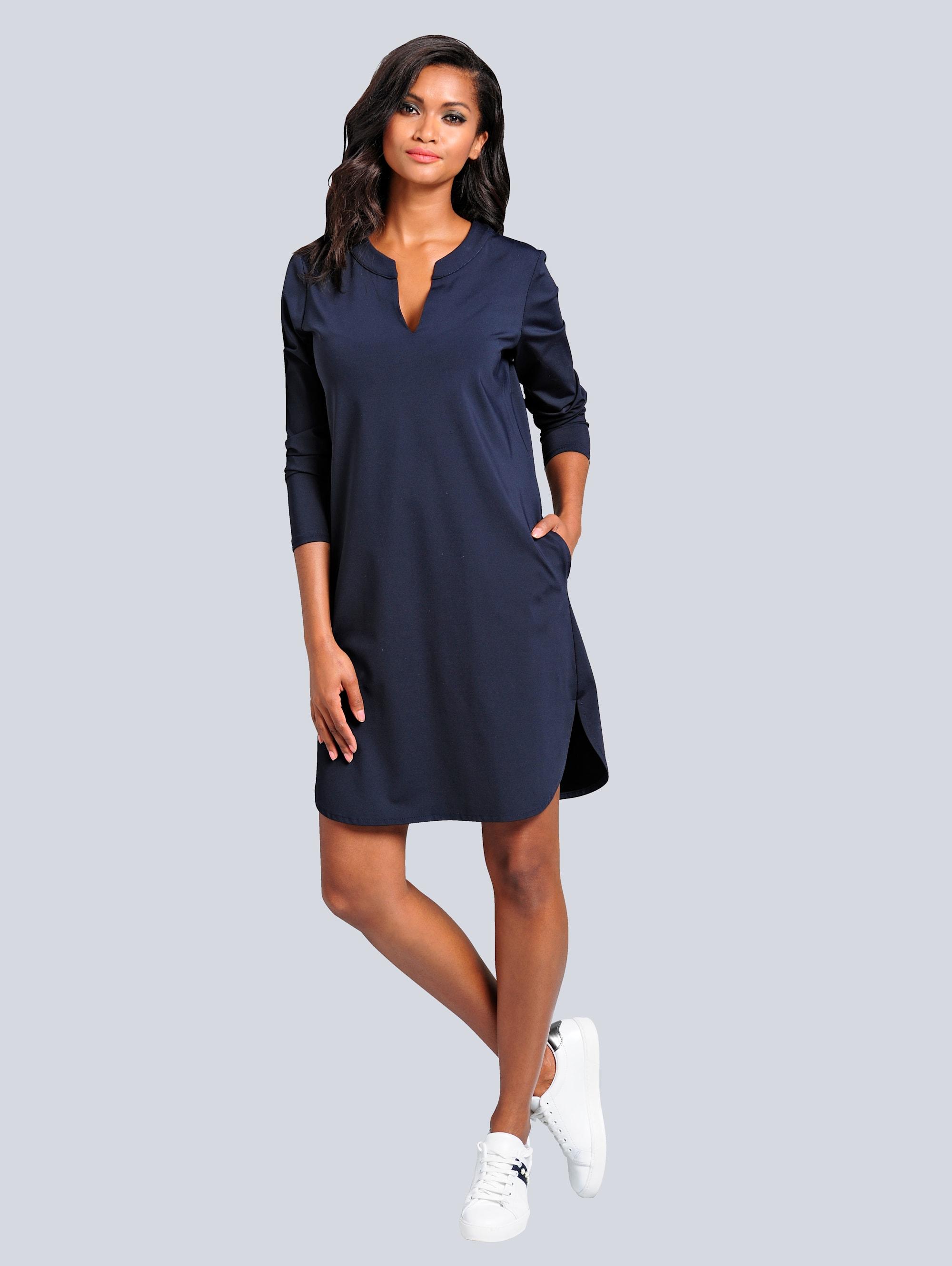 Alba Moda Kleid in äußerst trageangenehmer Jerseyqualität NBNHa sQQMT
