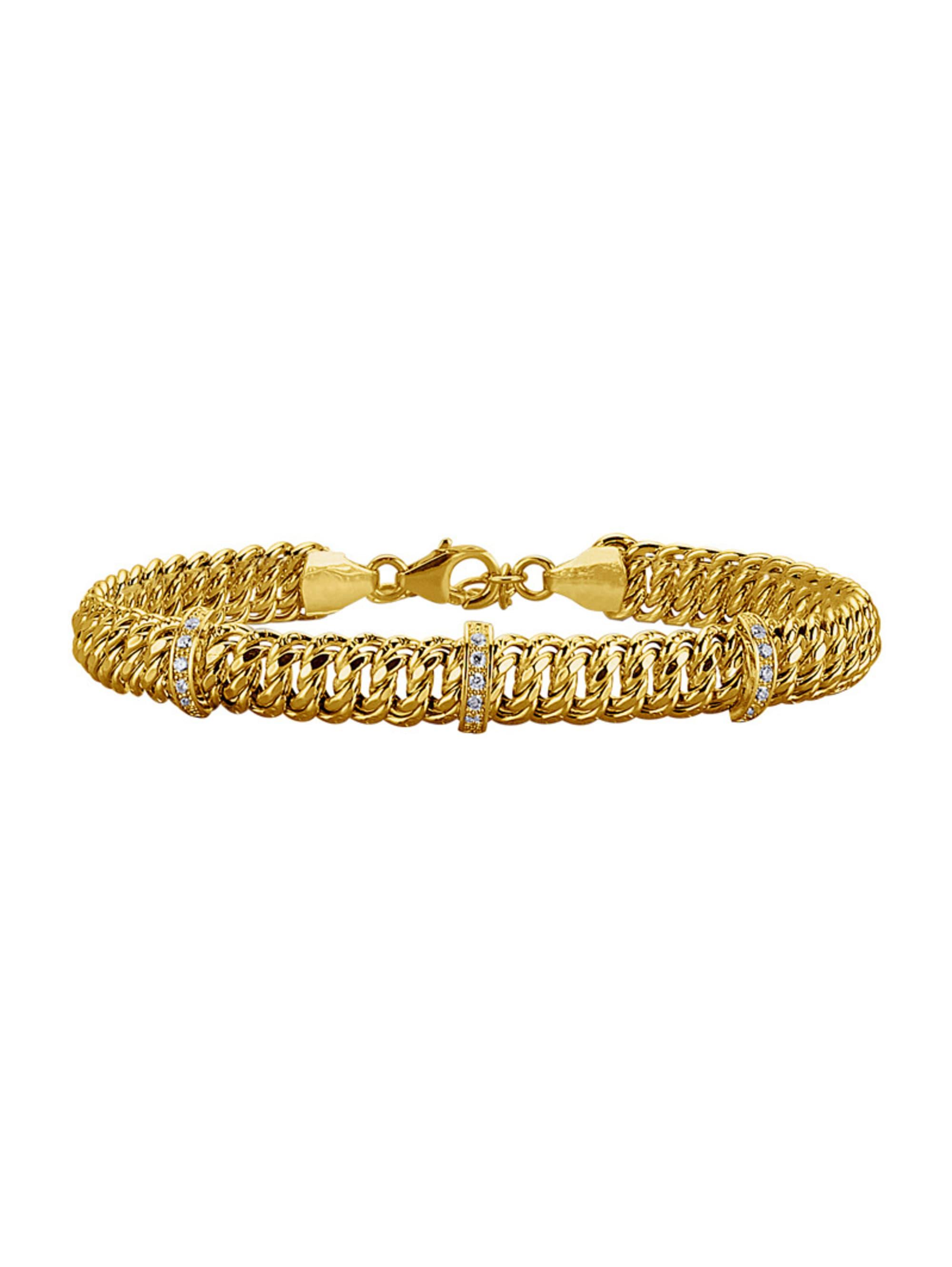 Diemer Diamant Armband mit Brillanten PIHmh