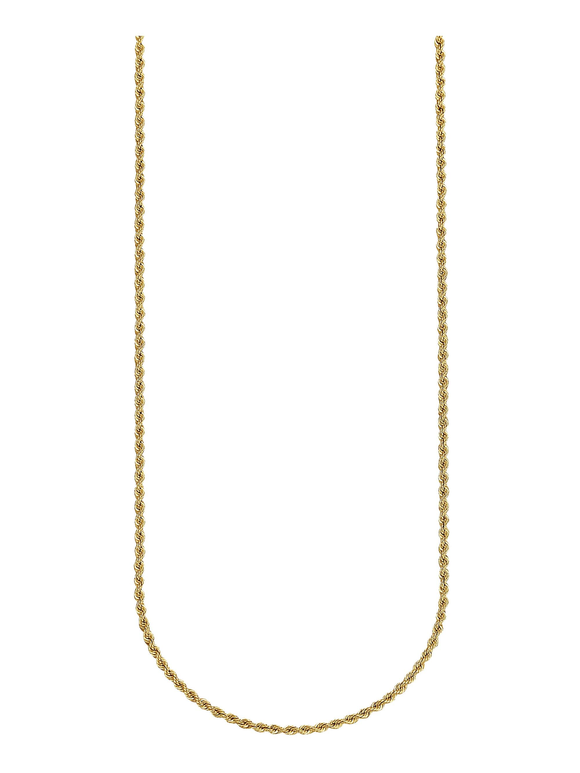 Diemer Highlights Kordelkette in Gelbgold 750 lWyJD