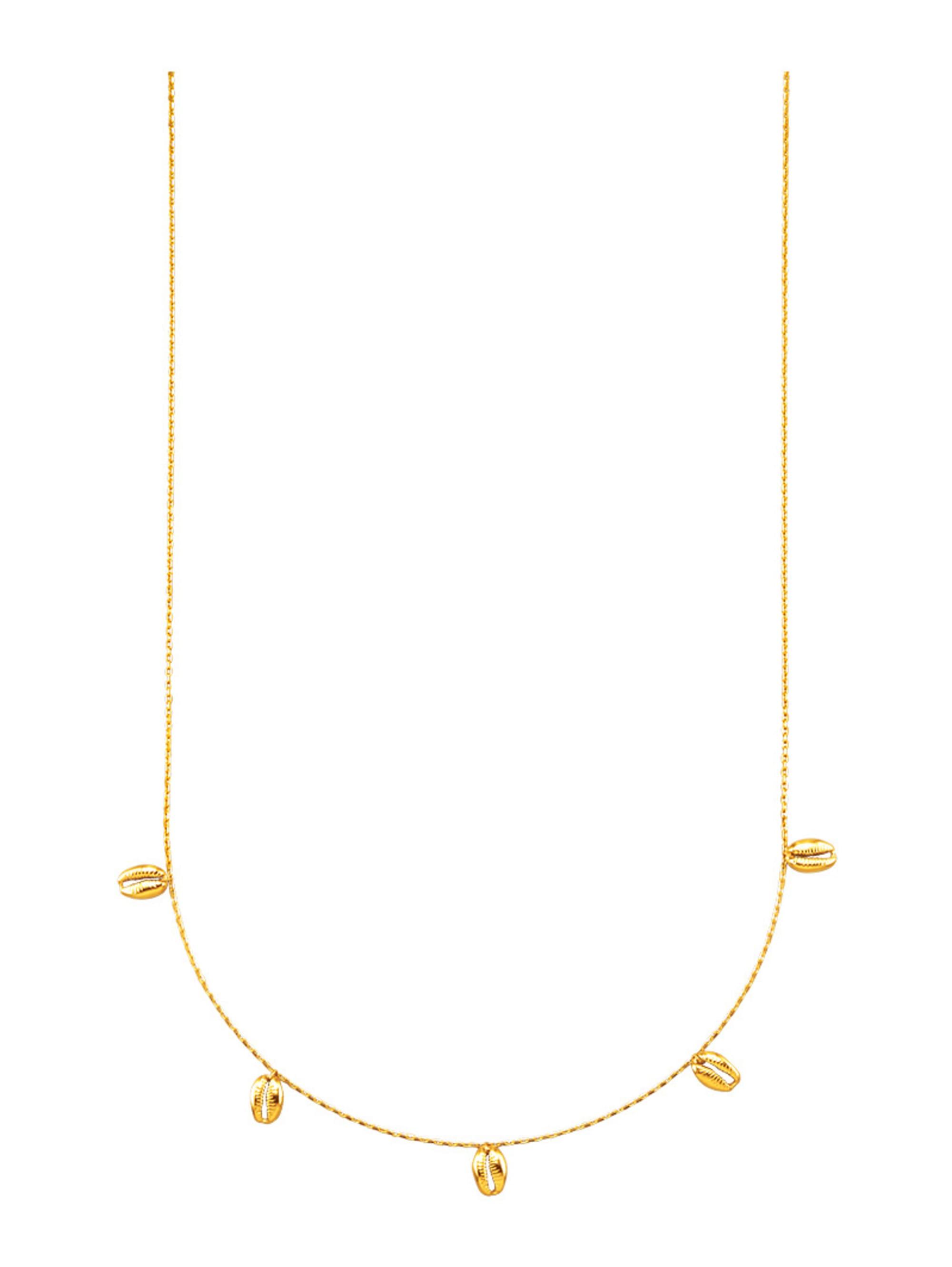 Diemer Gold Collier in Gelbgold 585 y3Dzj