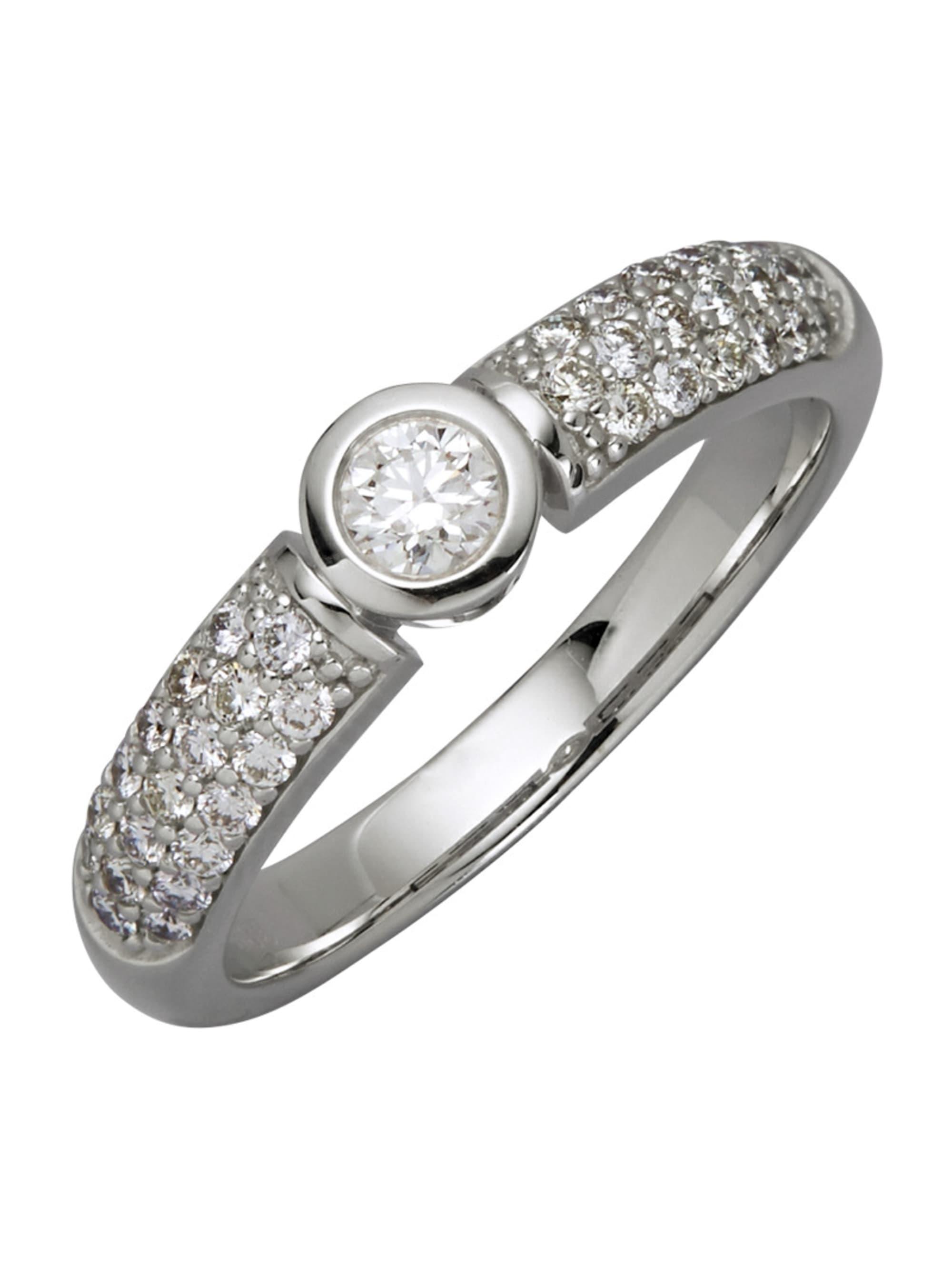 Diemer Diamant Damenring mit Brillanten lgxL3