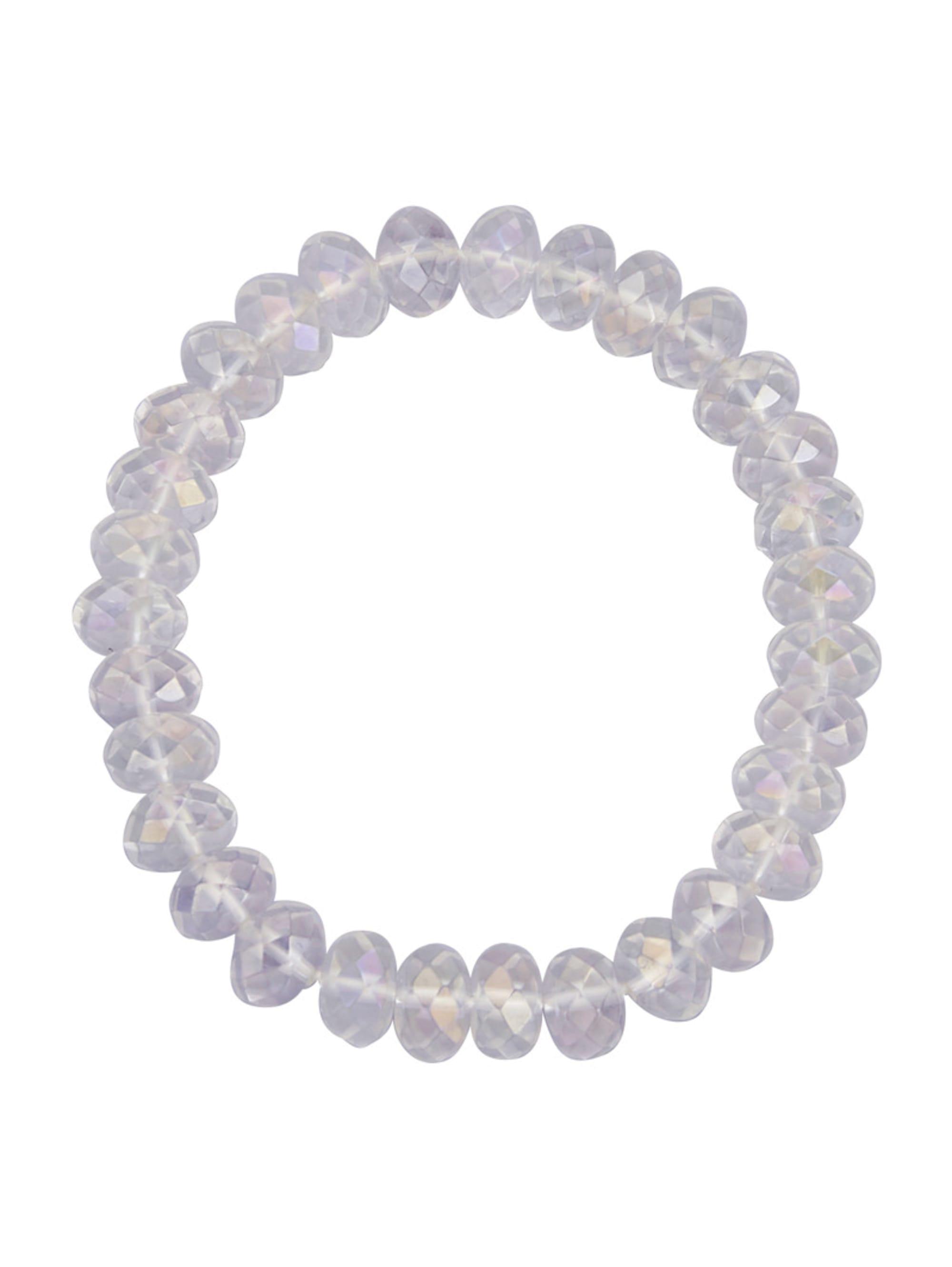 Armband aus Bergkristallen H5A8w