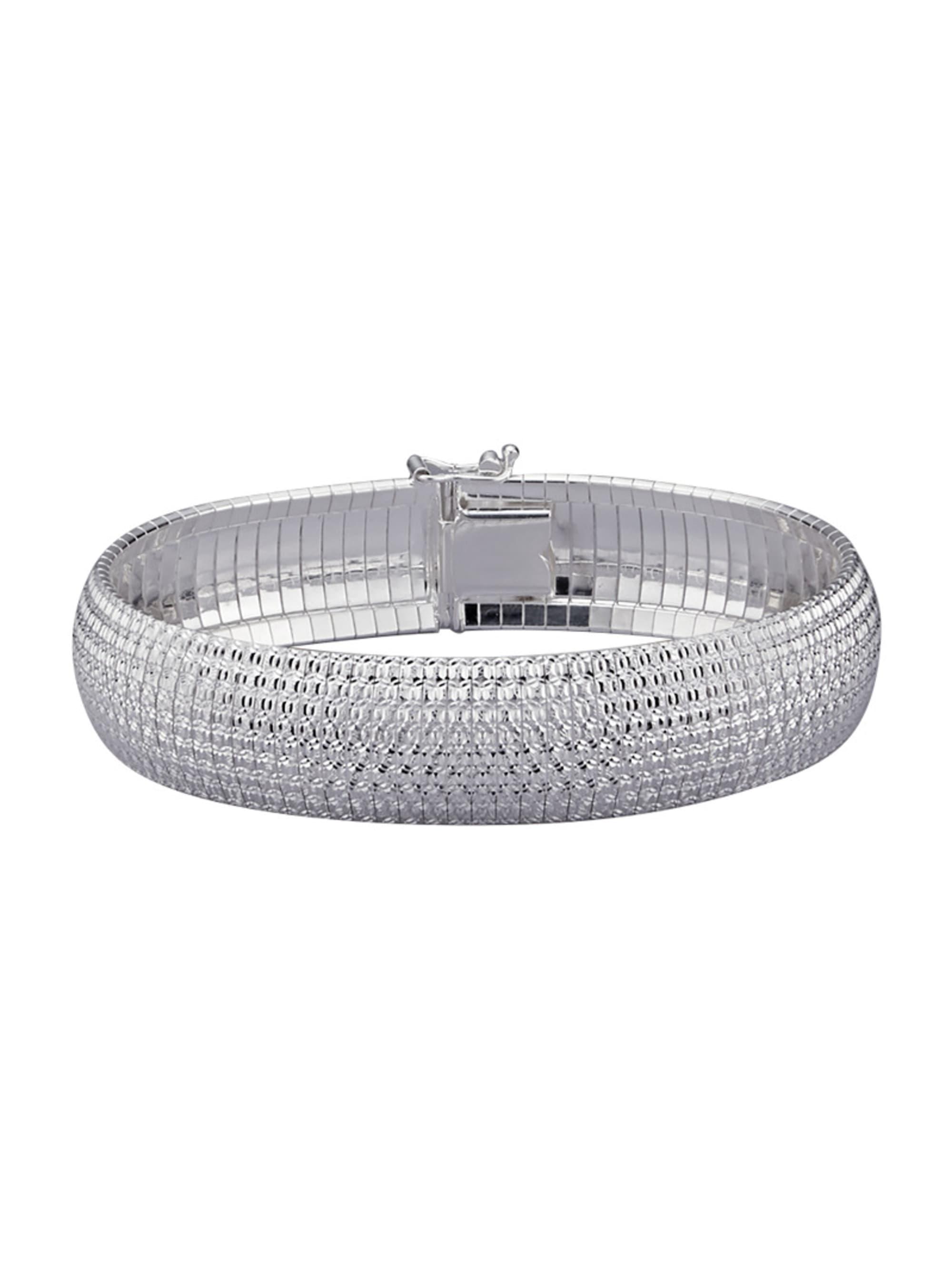 Diemer Silber Cleopatra-Armband efgGB