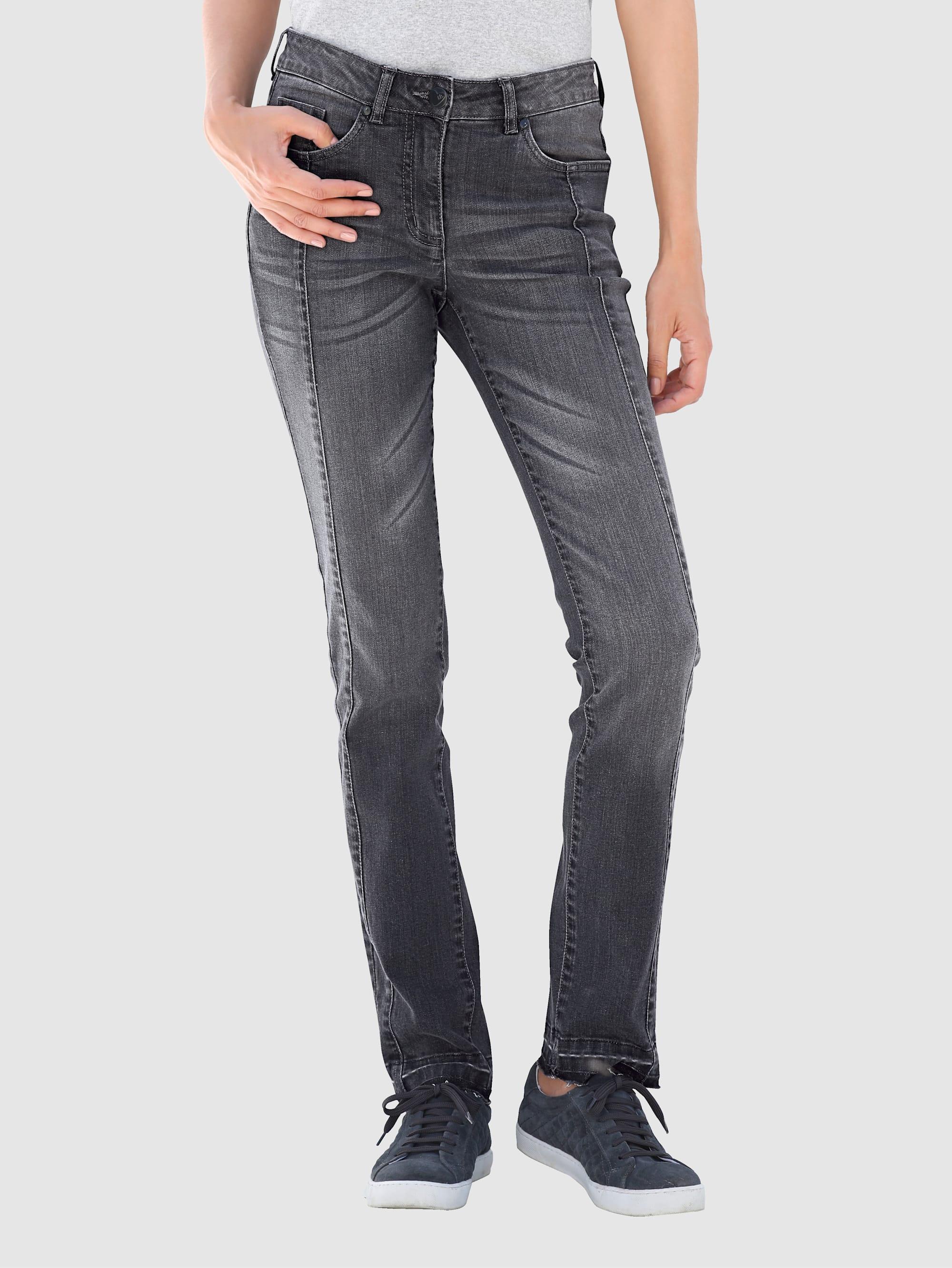 Laura Kent Jeans Laura Slim - in modischer Waschung JNP3b 0on2S