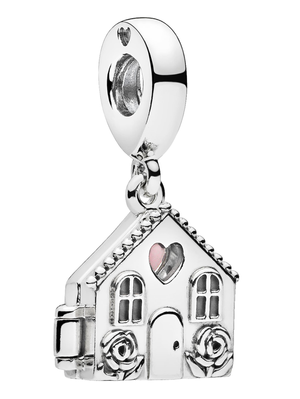 Pandora Charm-Anhänger -Perfektes Zuhause- 797056EN160 6S5p3