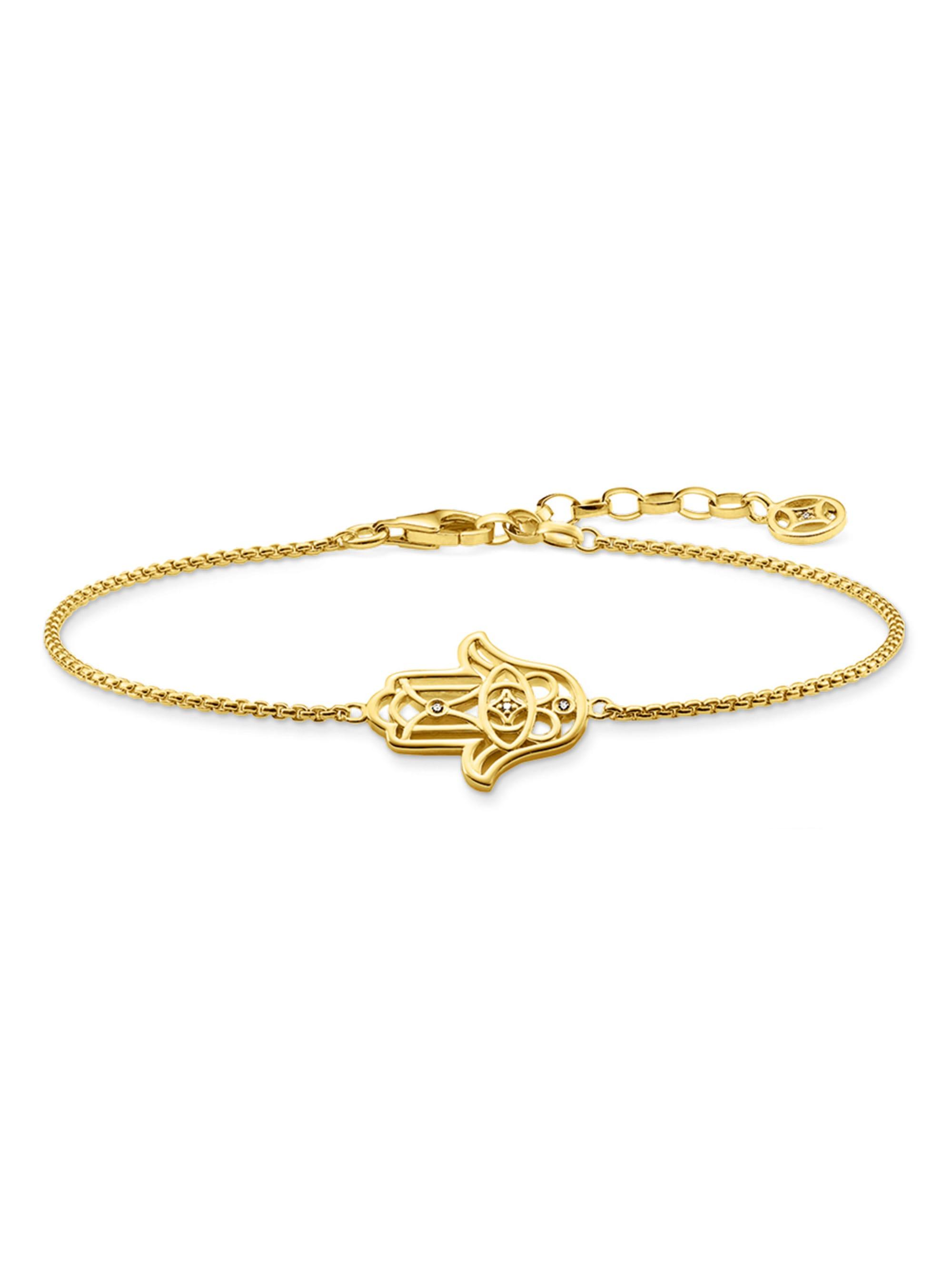 Thomas Sabo Armband mit Diamanten D A0020-924-39-L19 C5n50