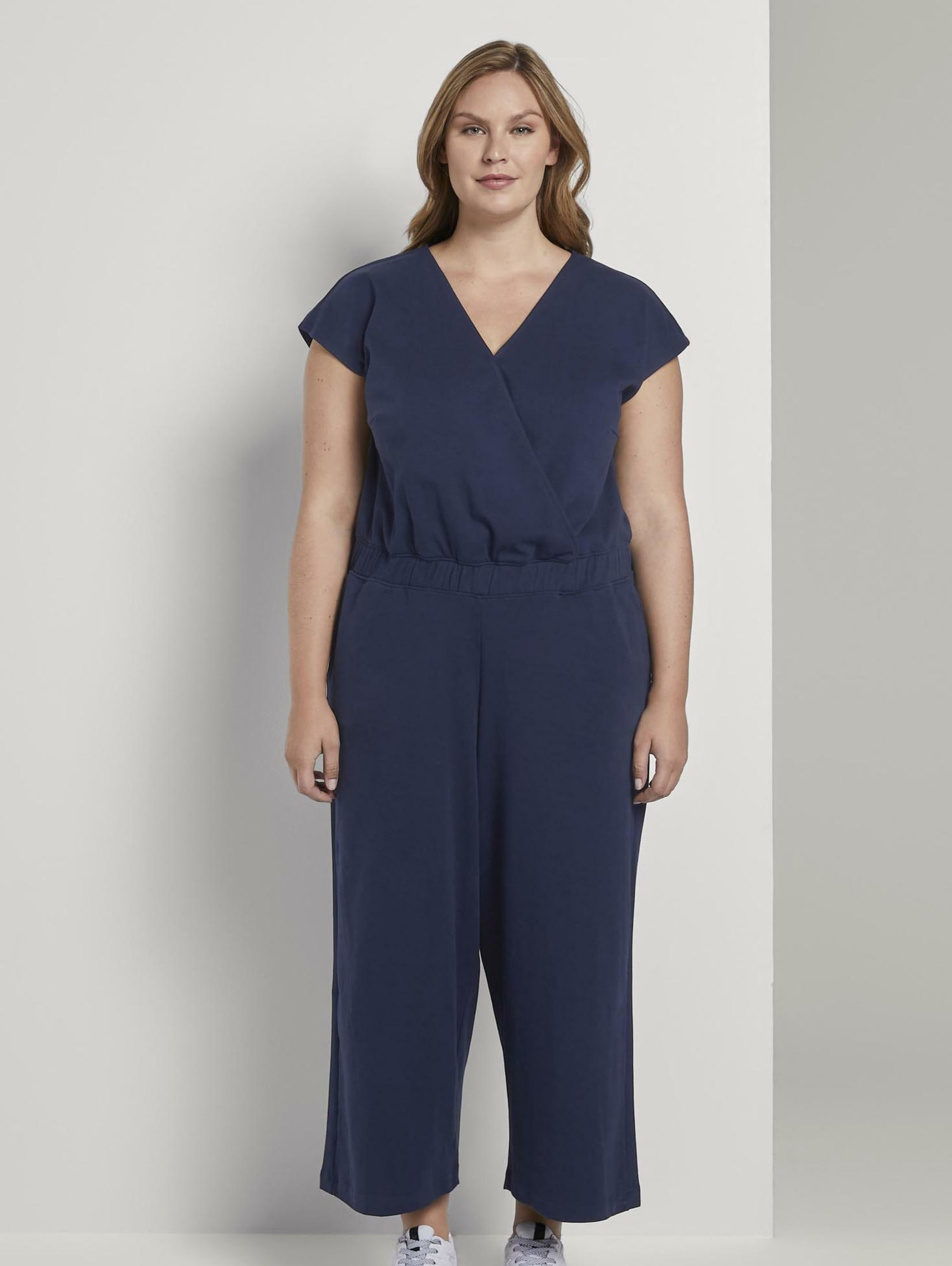 MY TRUE ME by Tom Tailor Jumpsuit im Culotte-Look UdqXO 8Oeuc