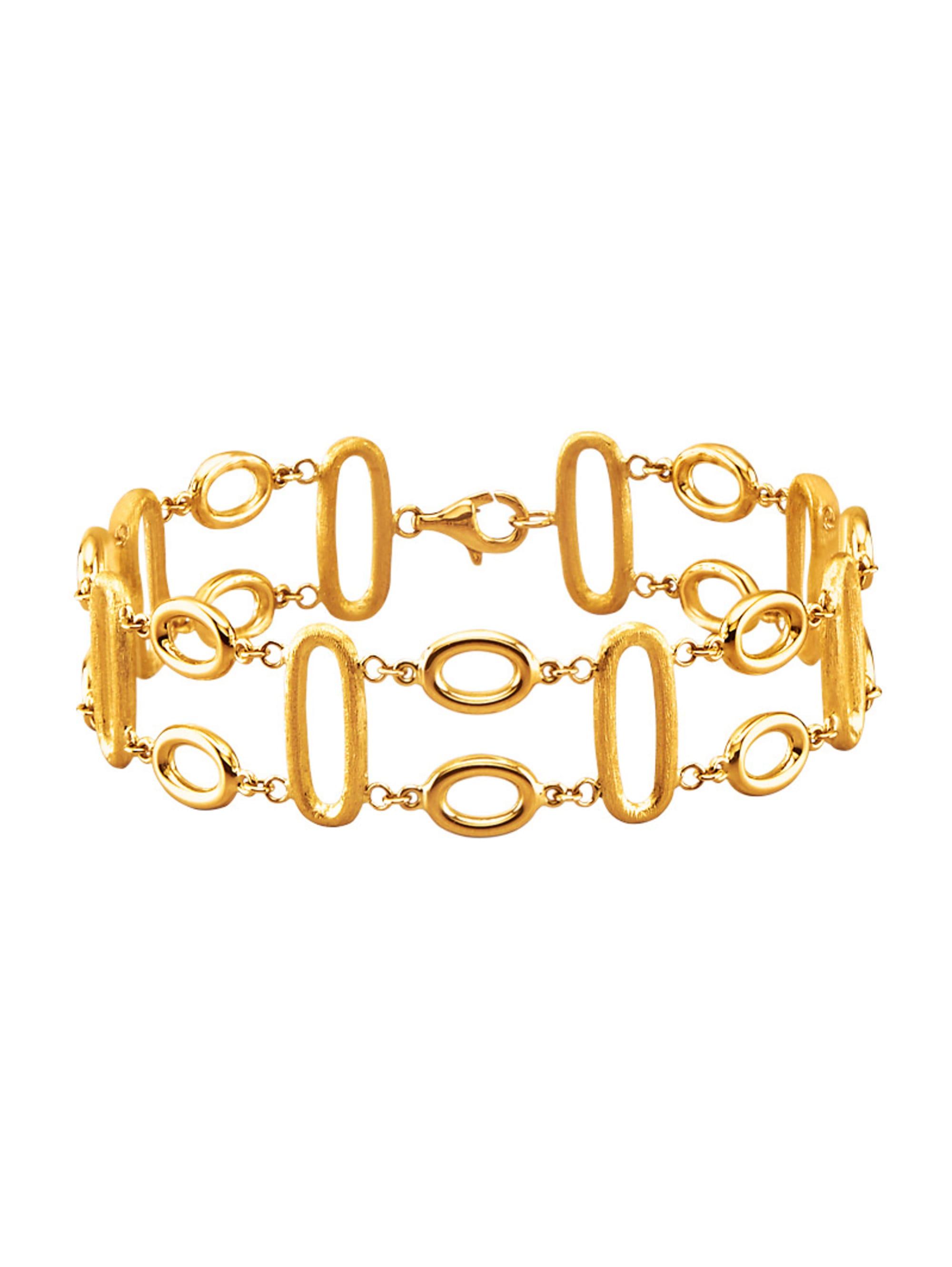 Diemer Gold Armband in Gelbgold 585 tok3R