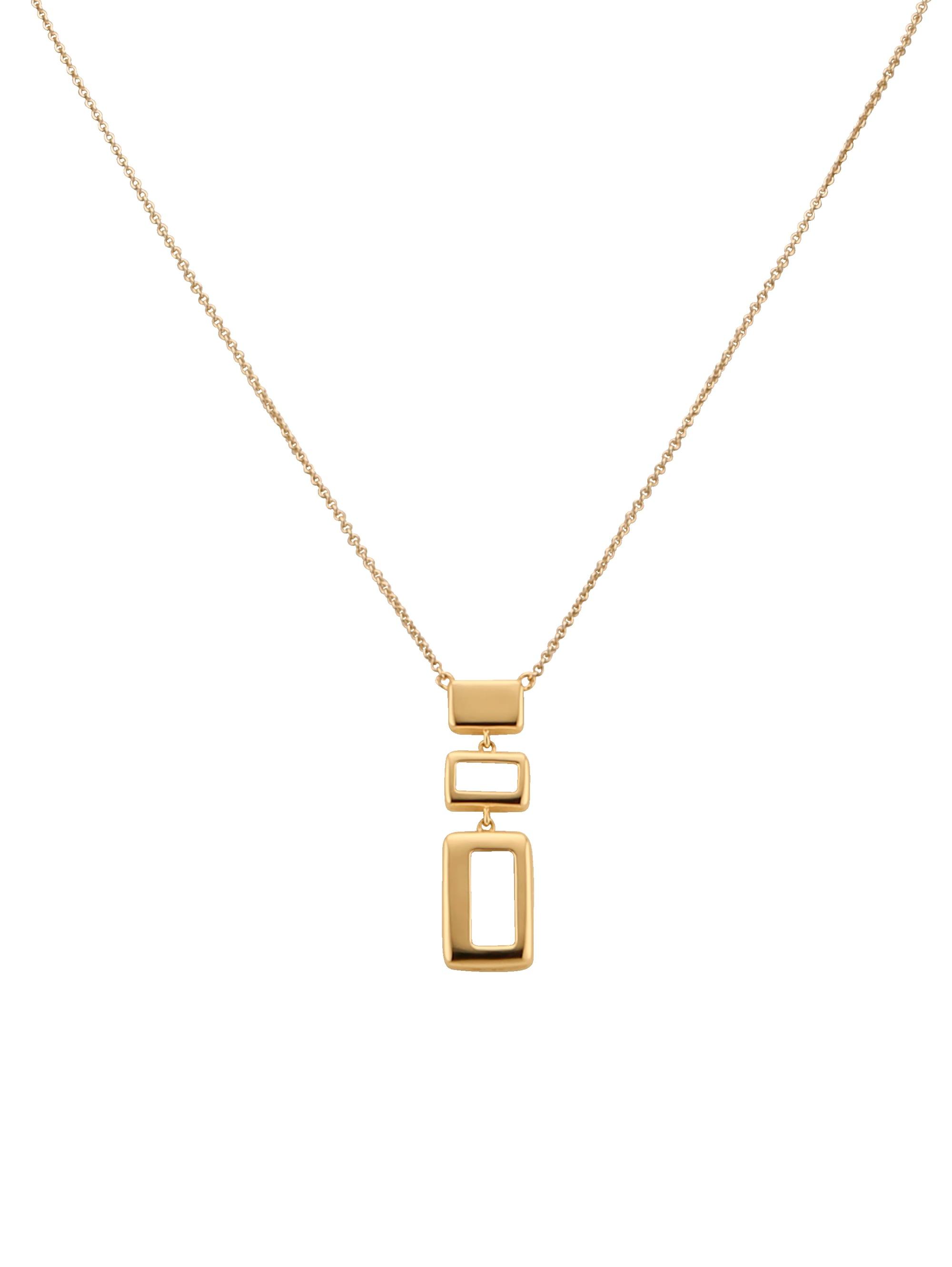 Diemer Gold Collier in Gelbgold 4BvEc