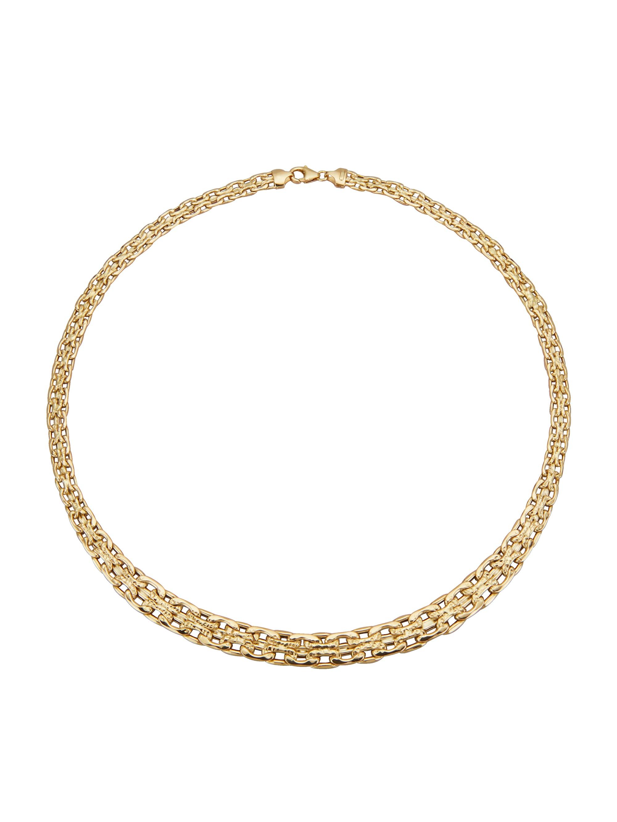 Diemer Gold Collier in Gelbgold igU0y