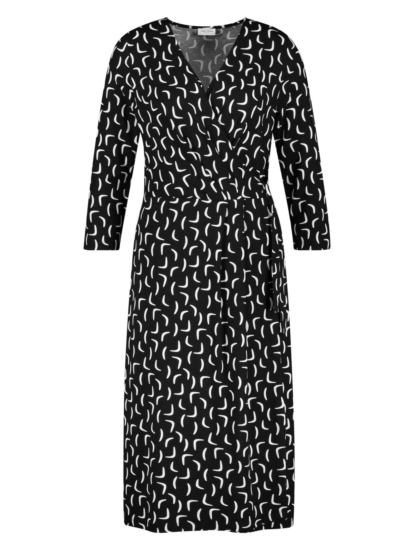 Gerry Weber Kleid mit kontrastfarbigem Muster kvjg2 PGcvo