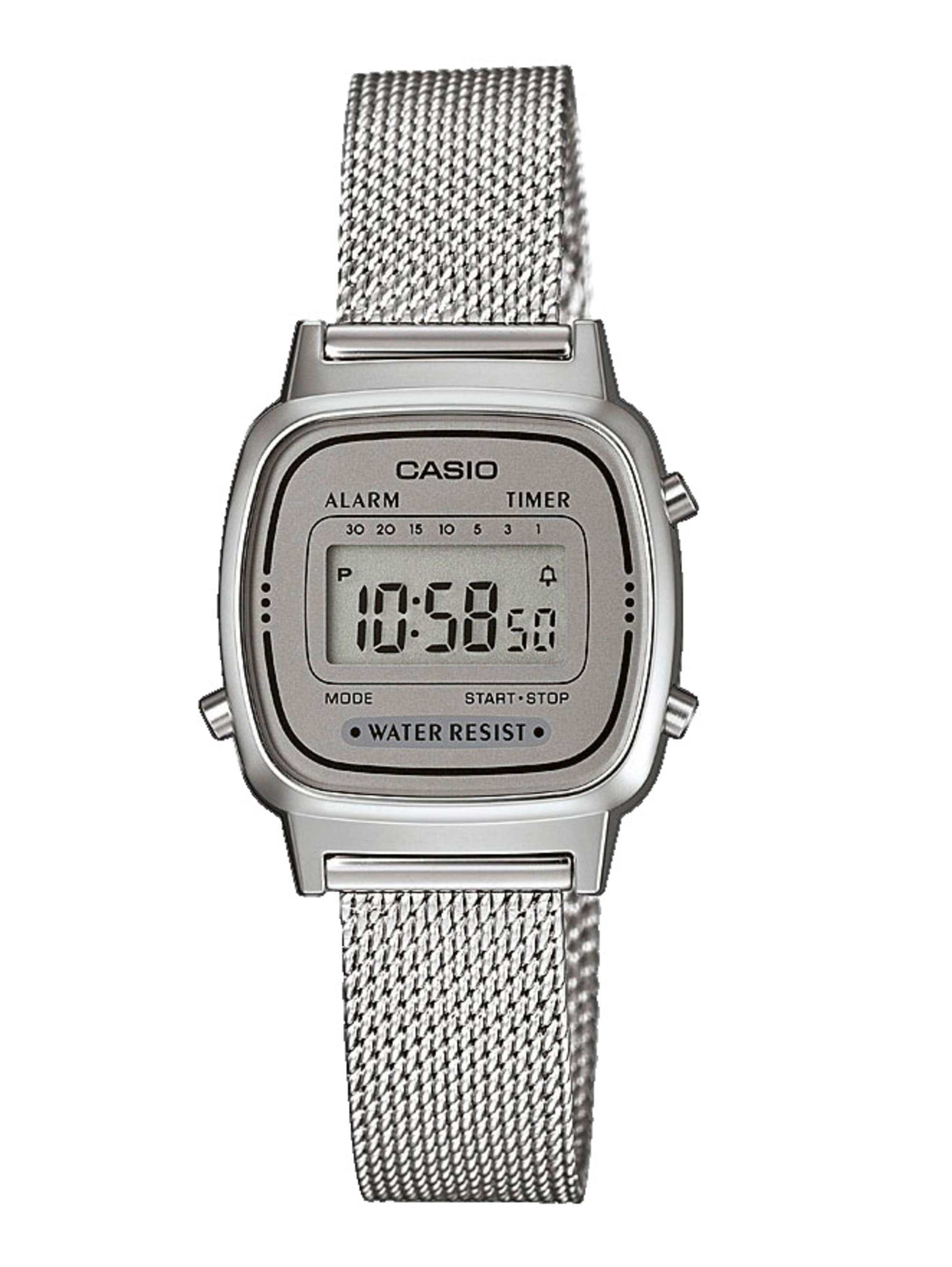 Casio Damenuhr - Chronograph LA670WEM-7EF HlVXR