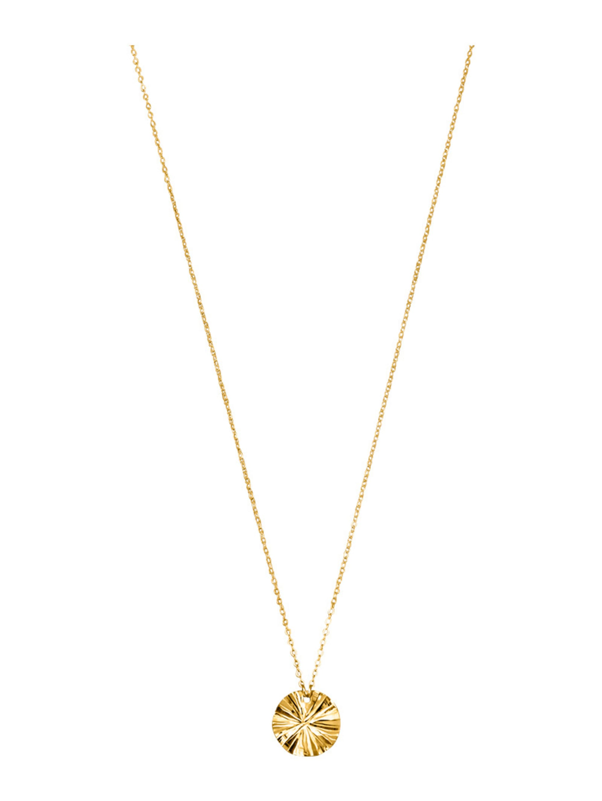 Collier in Gelbgold 375 JR494