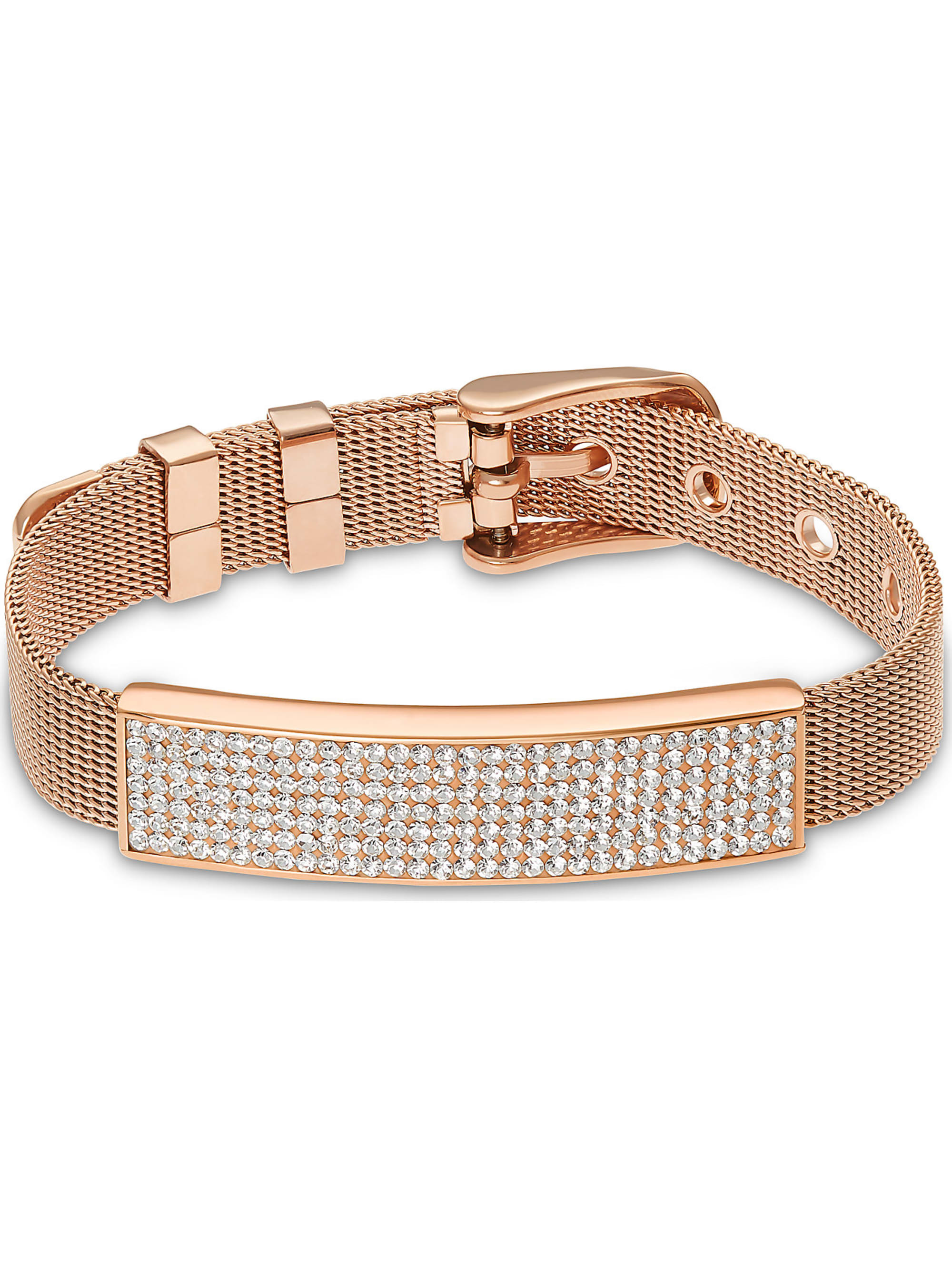 FAVS. FAVS Damen-Armband Armband aus Edelstahl Edelstahl 210 Zirkonia 1rw5m