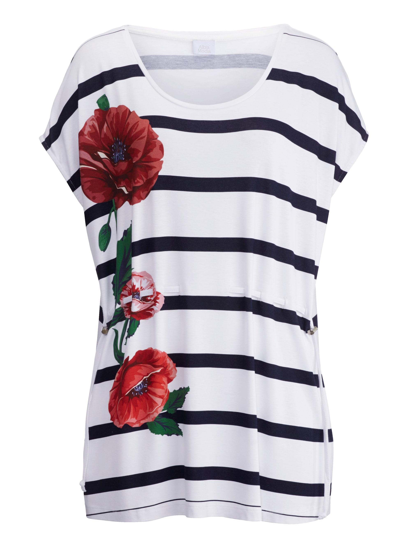 Alba Moda Shirt mit Zierkordel OciDA xMdQB