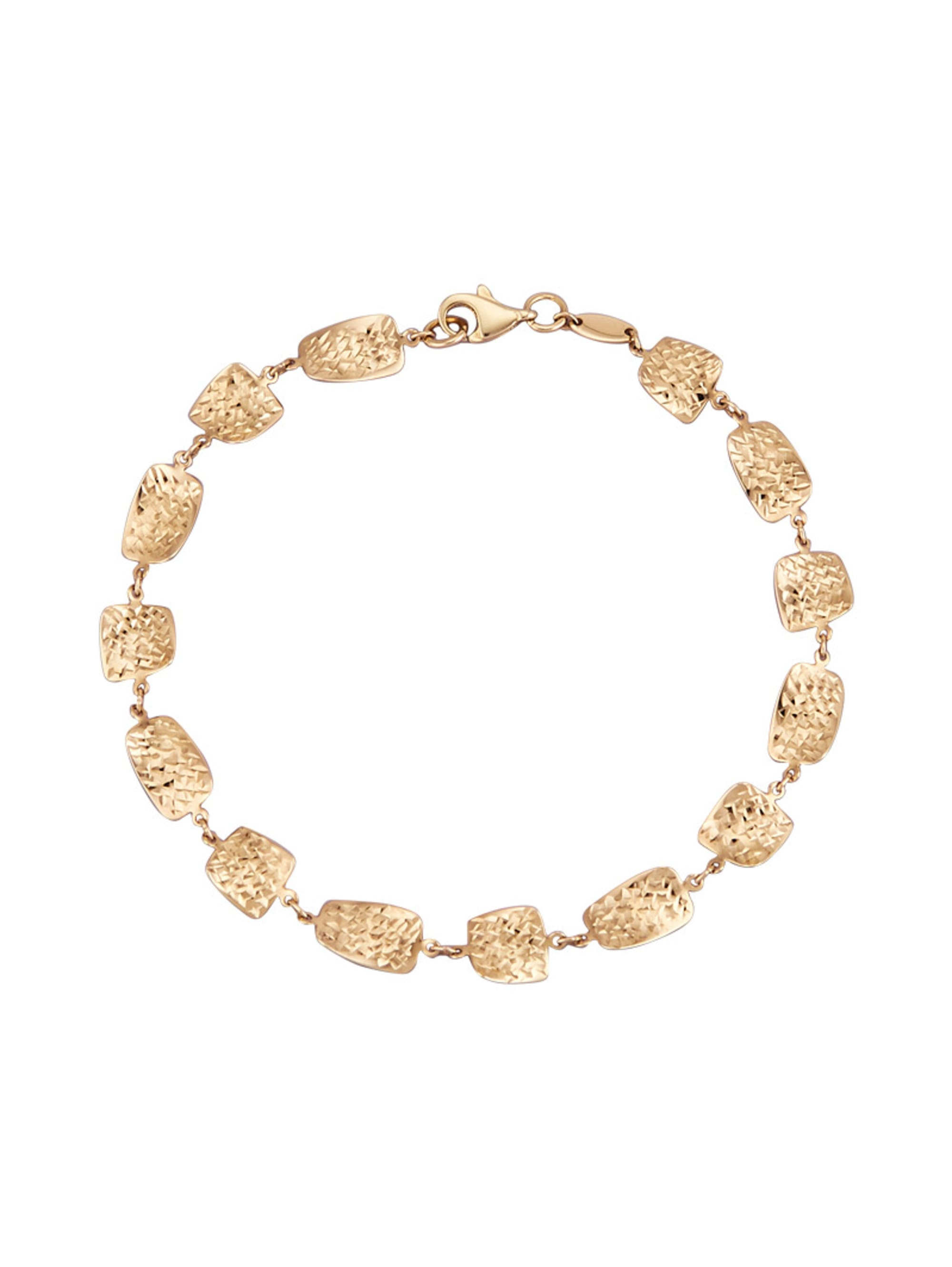 Armband in Gelbgold 375 N336d