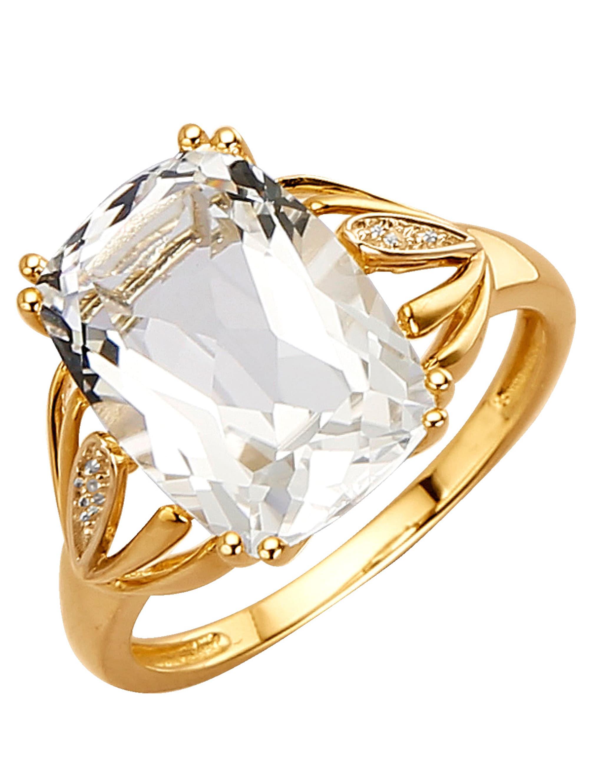 Damenring in Gelbgold 375 zaIdg