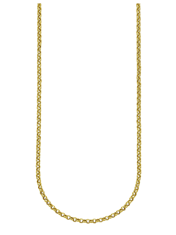 Diemer Gold Erbskette in Gelbgold xnyMl