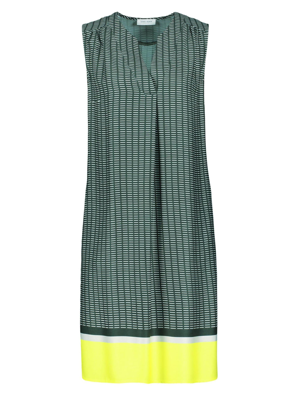 Gerry Weber Kleid mit grafischem Muster SOgEe vg9Bs
