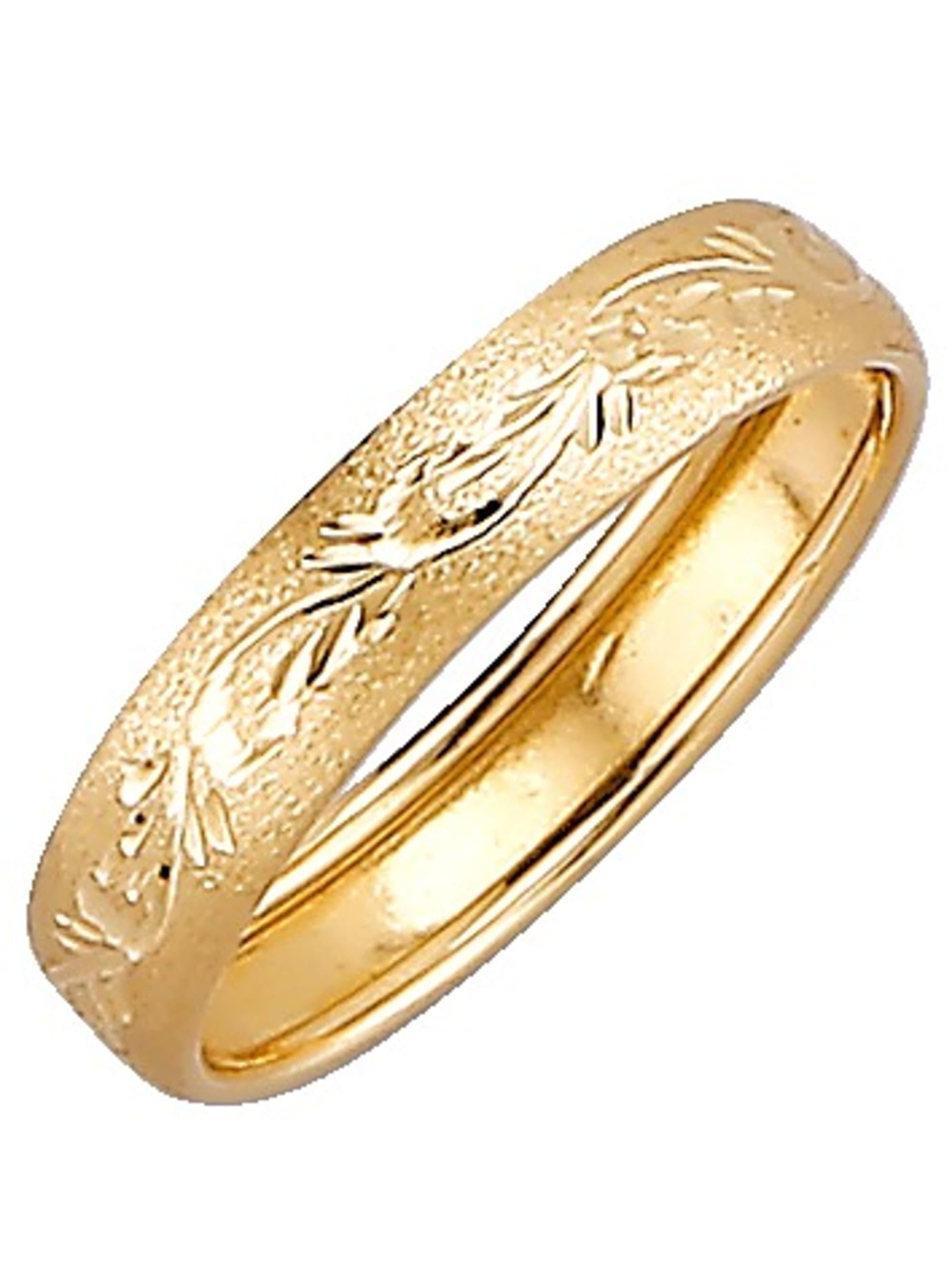 Damenring in Gelbgold 375 8VErN