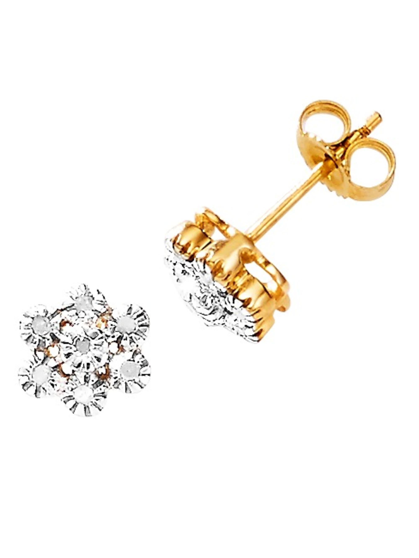 Ohrstecker mit Diamant vltef