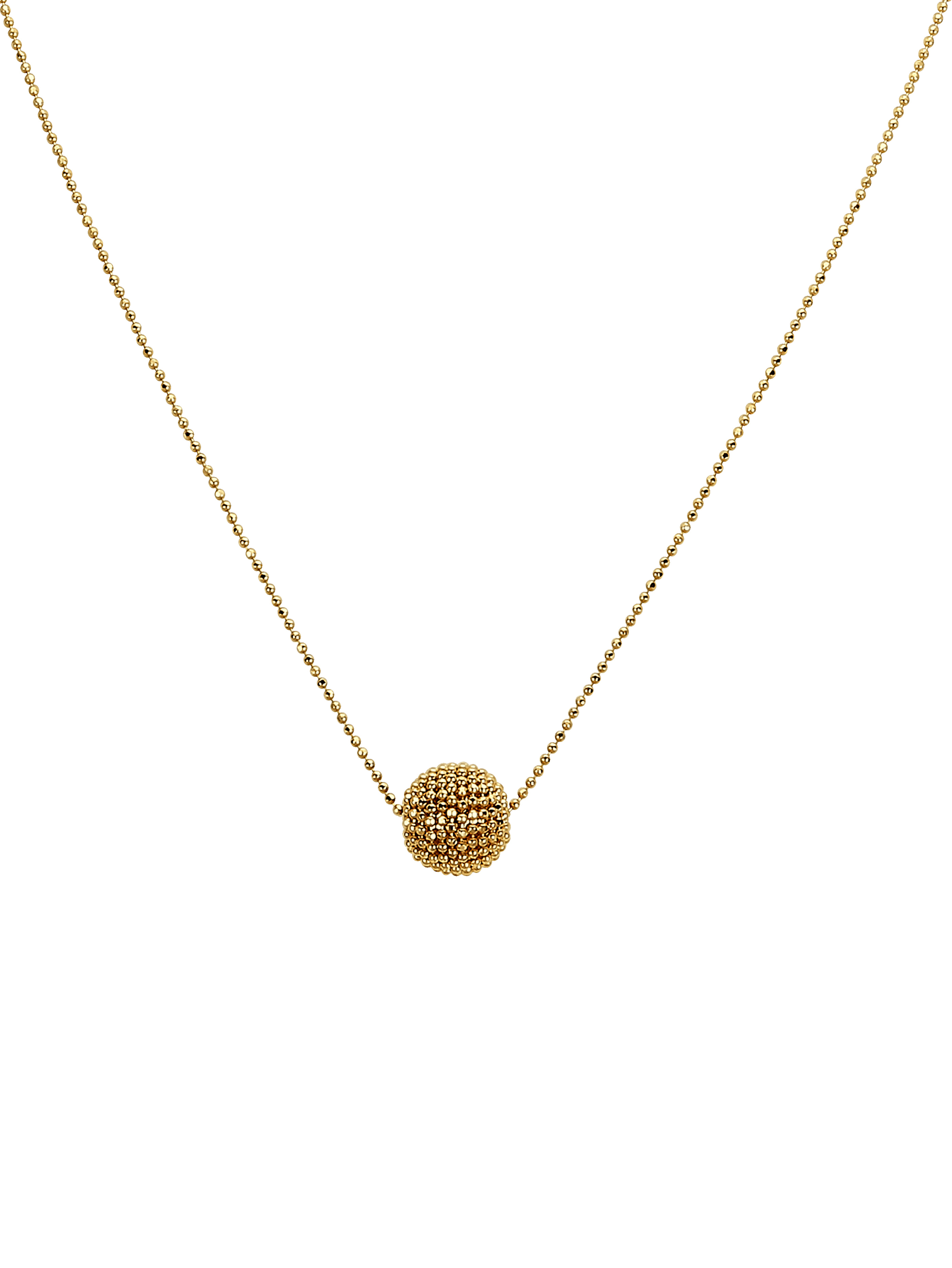 Diemer Gold Collier in Gold 750 QSCTJ