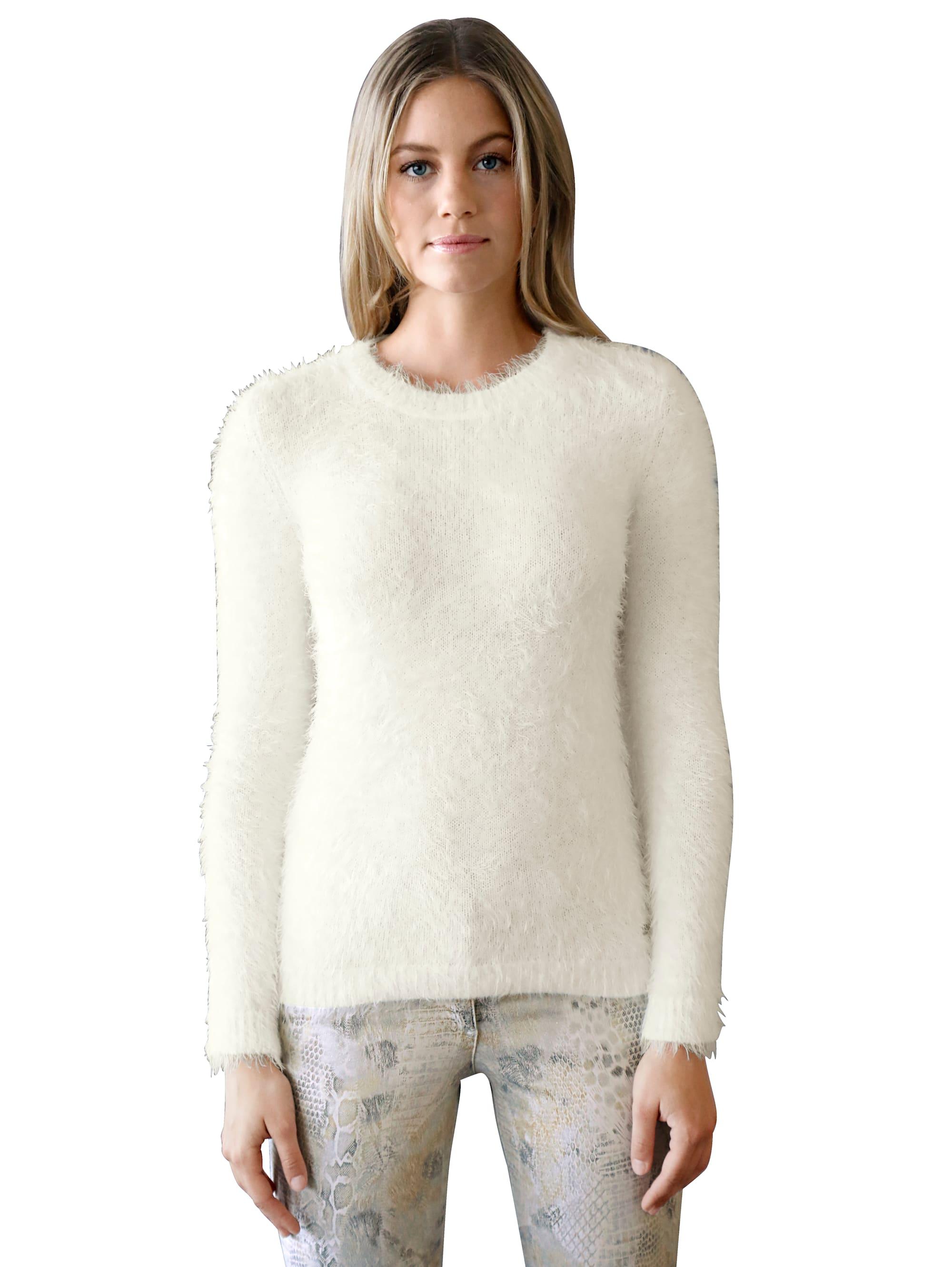 AMY VERMONT Pullover in flauschiger Qualität hx0Z9 3glSw