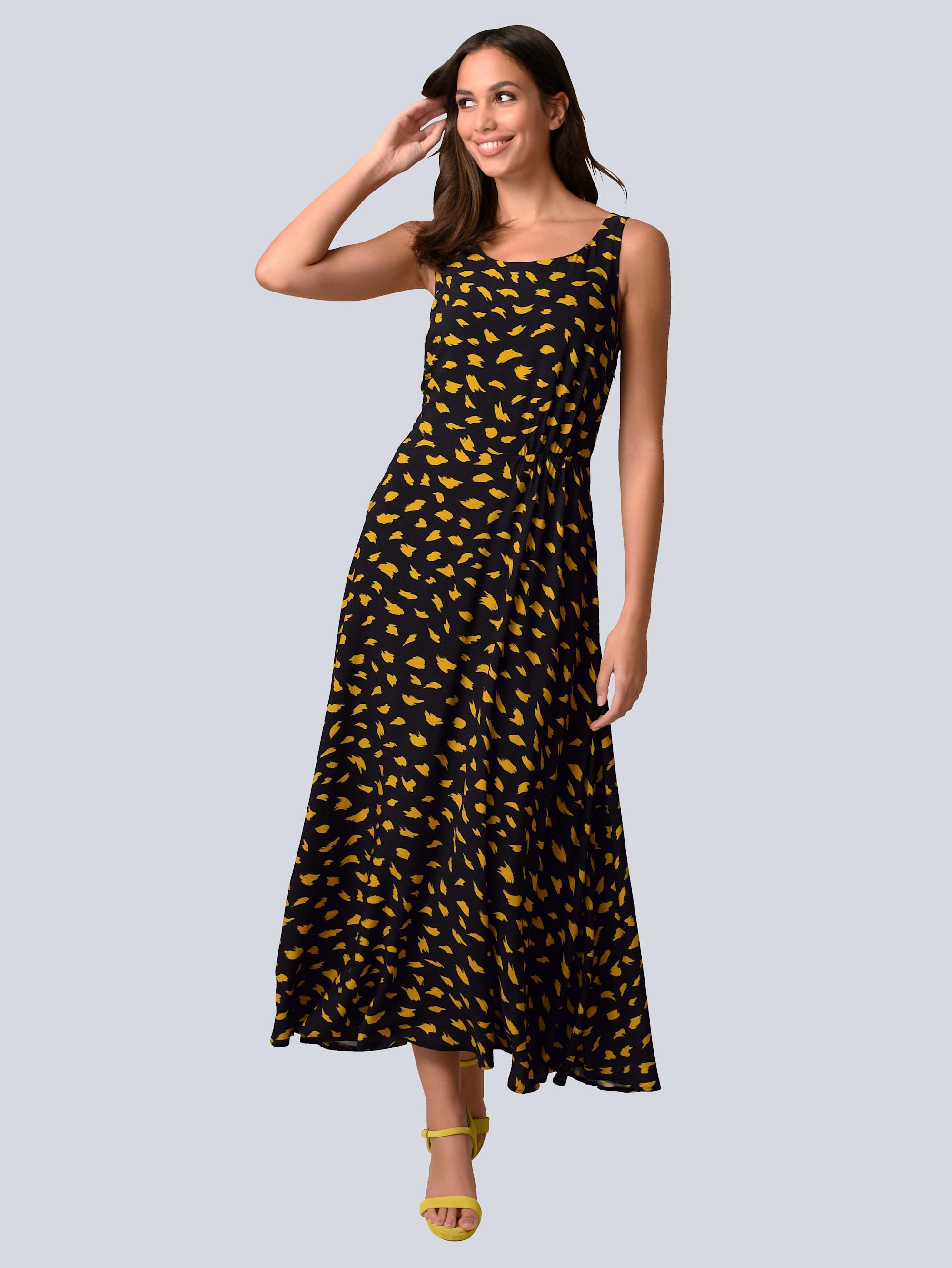 Alba Moda Kleid im Tupfendessin r0MOD i1k42