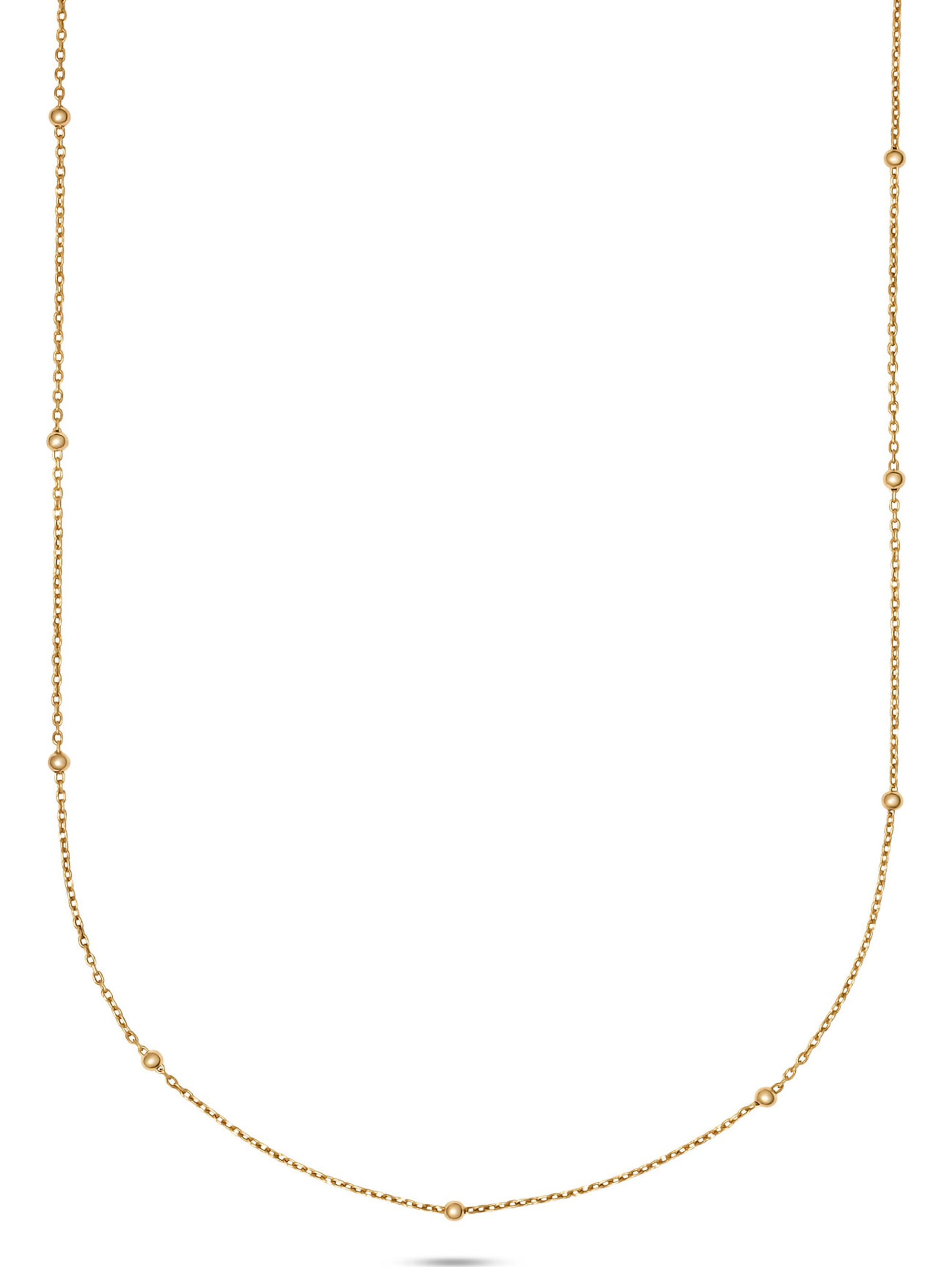 CHRIST GOLD CHRIST Gold Damen-Kette 375er Gelbgold 0DXSM