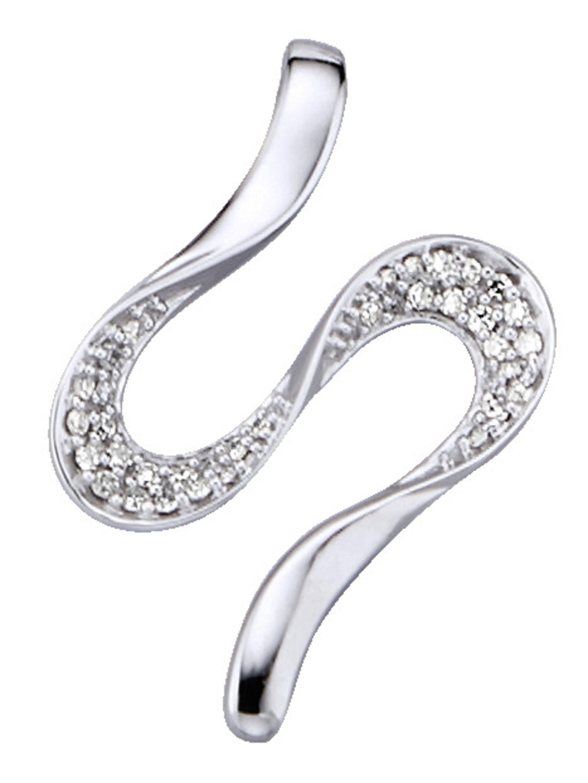 Diemer Diamant Anhänger mit Diamanten ksIjV