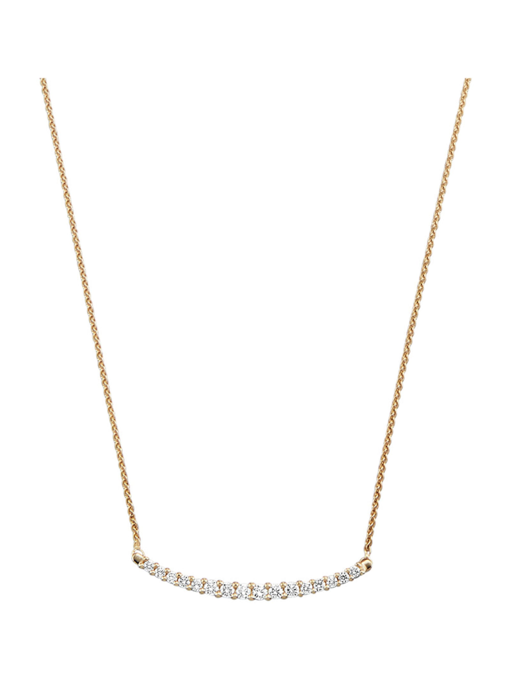 Diemer Diamant Collier mit Brillanten 4XWhP