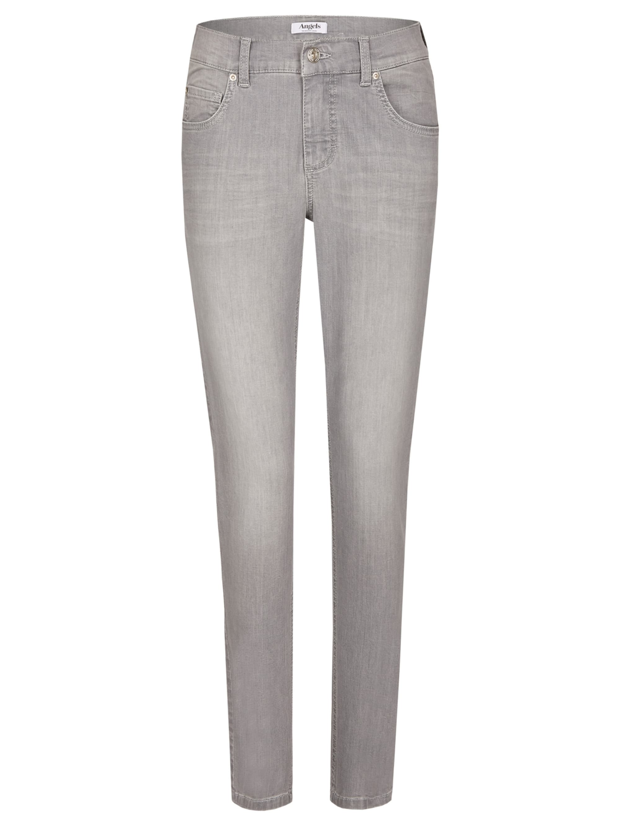 Angels Jeans ,Skinny' mit Five-Pocket-Design I6p2v 4rGfD