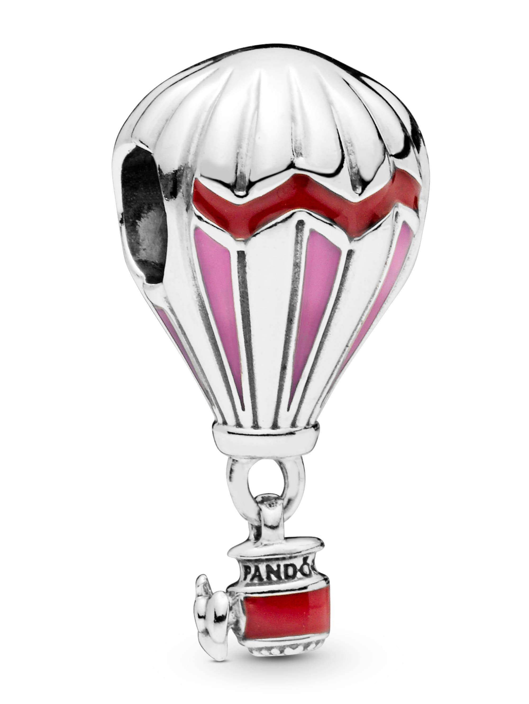 Pandora Charm -Roter Heißluftballon- 798055ENMX zdIsH