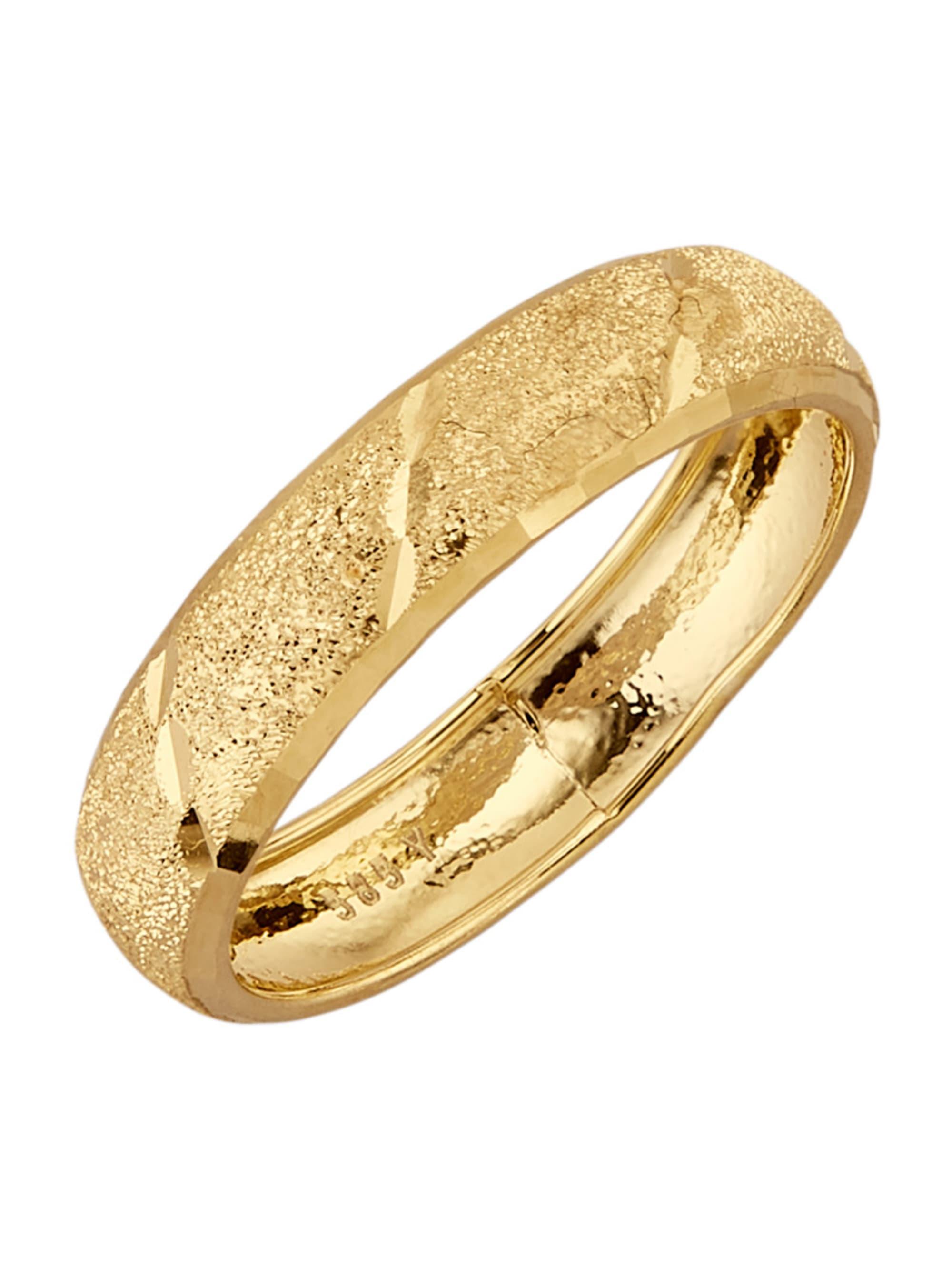 Damenring in Gelbgold 375 nmdlJ