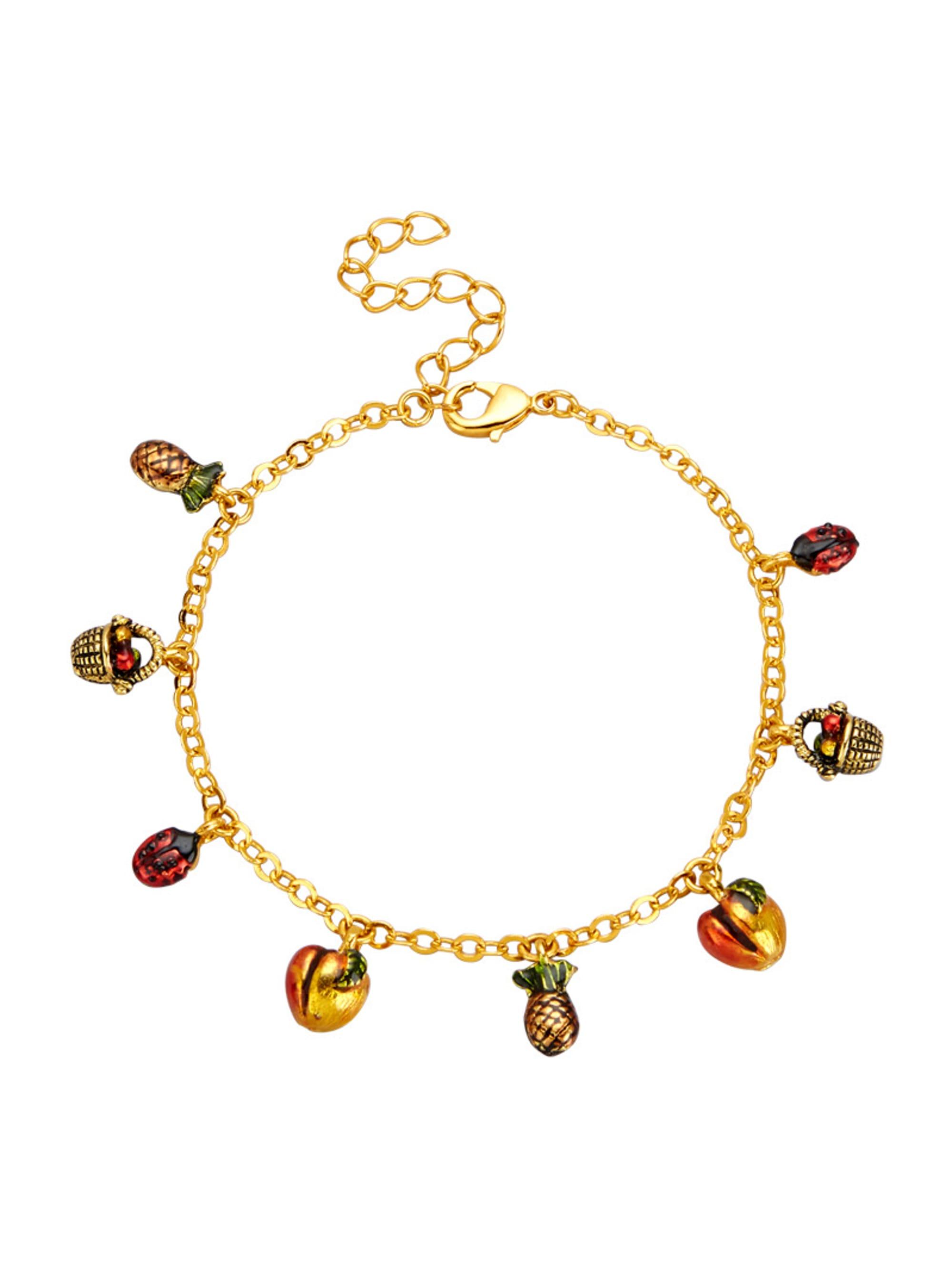 Golden Style Armband vergoldet TBv5A