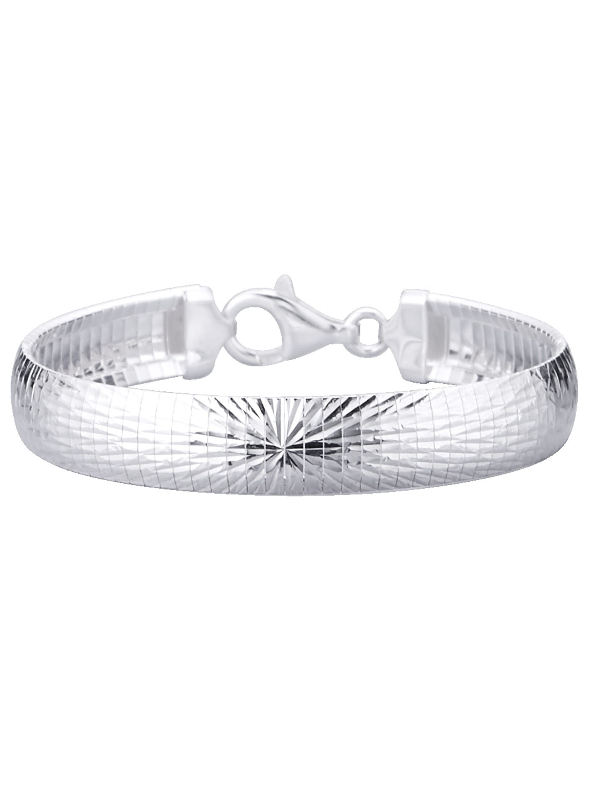 Cleopatra-Armband in Silber 925 ovxwG