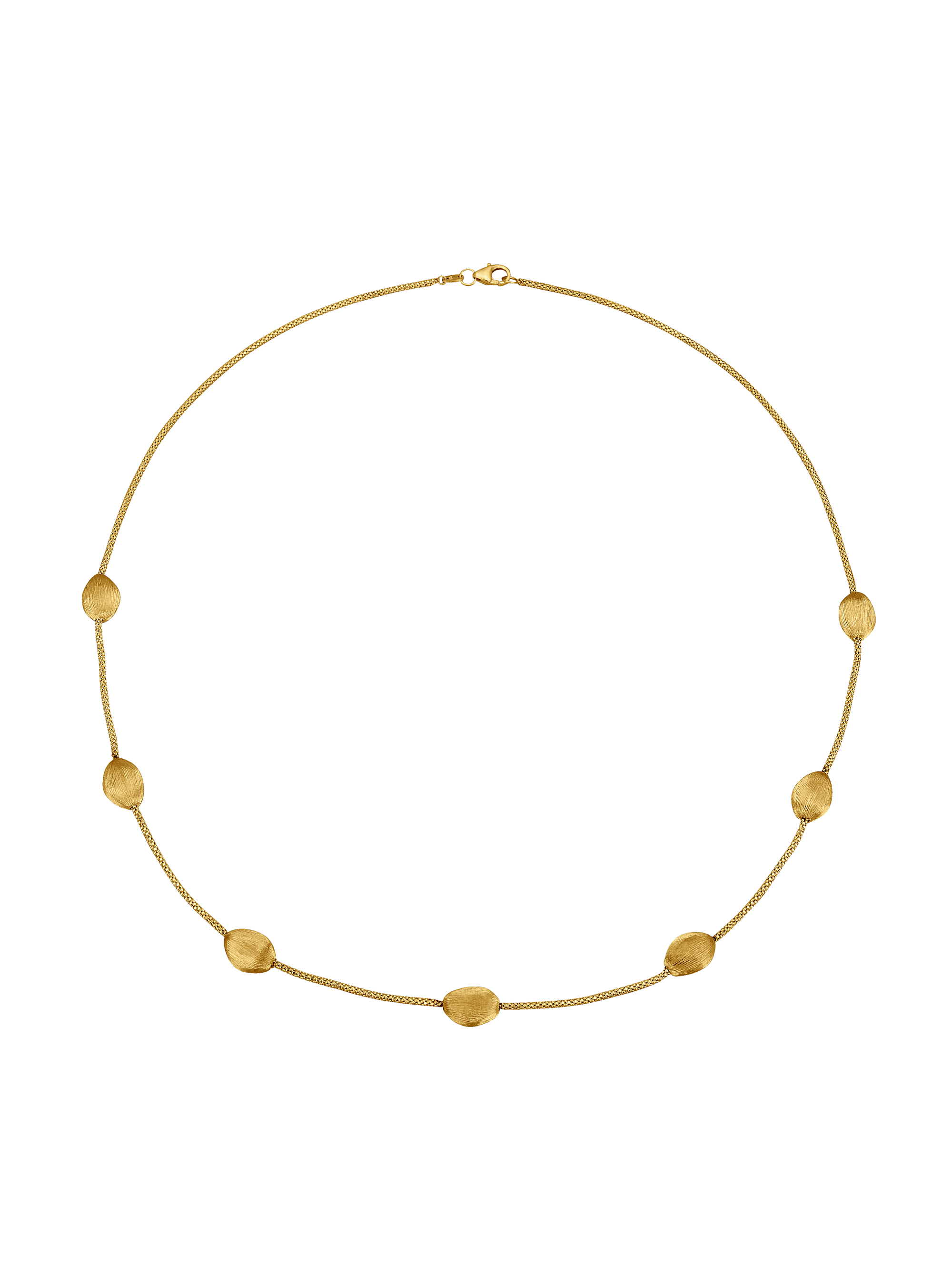 Collier in Gelbgold 375 eL620
