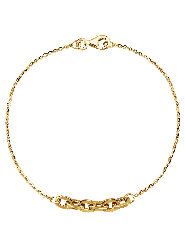 Diemer Gold Ankerarmband in Gelbgold VO4CP