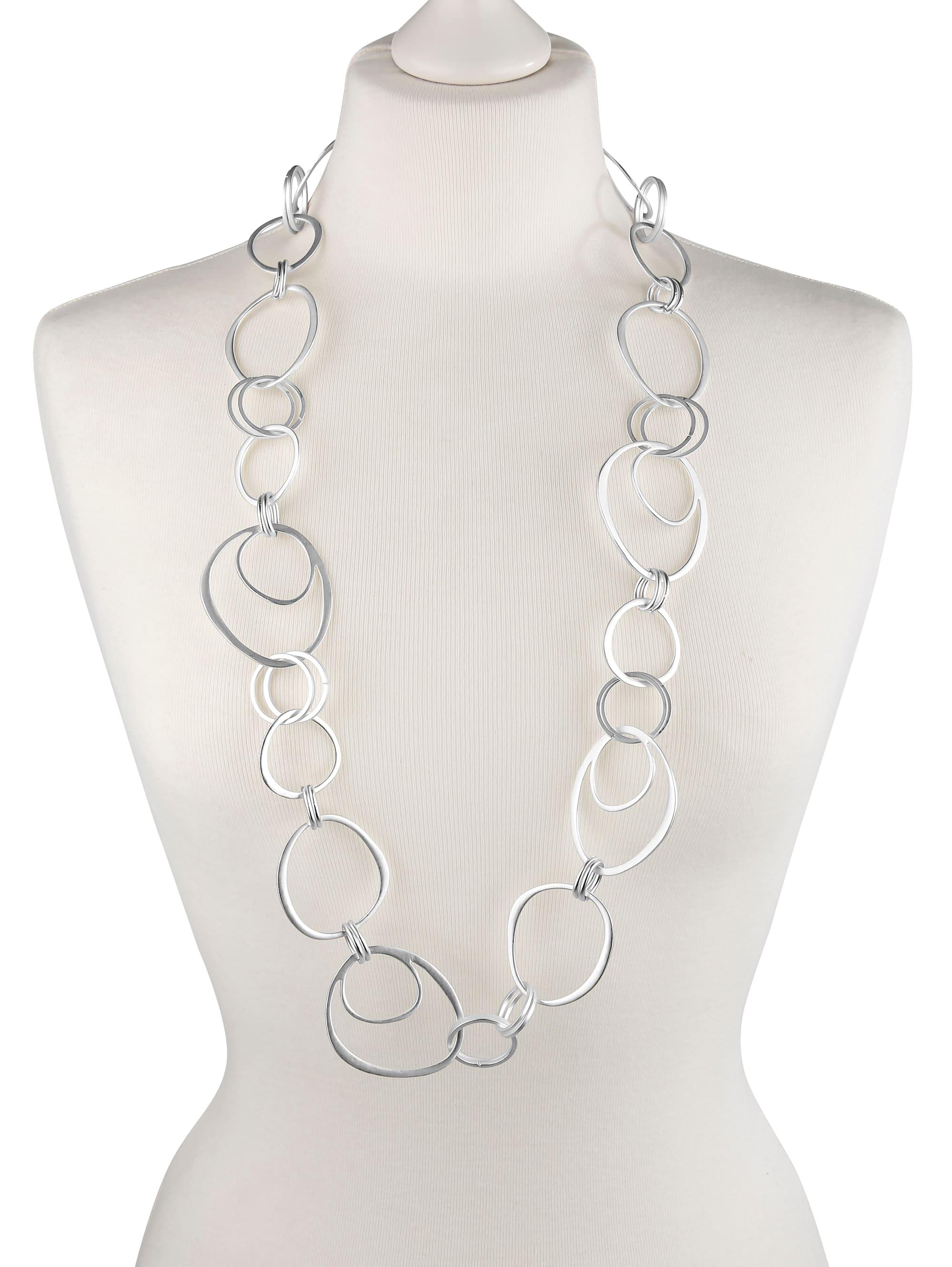 Halskette mit Elementen yN8ZX