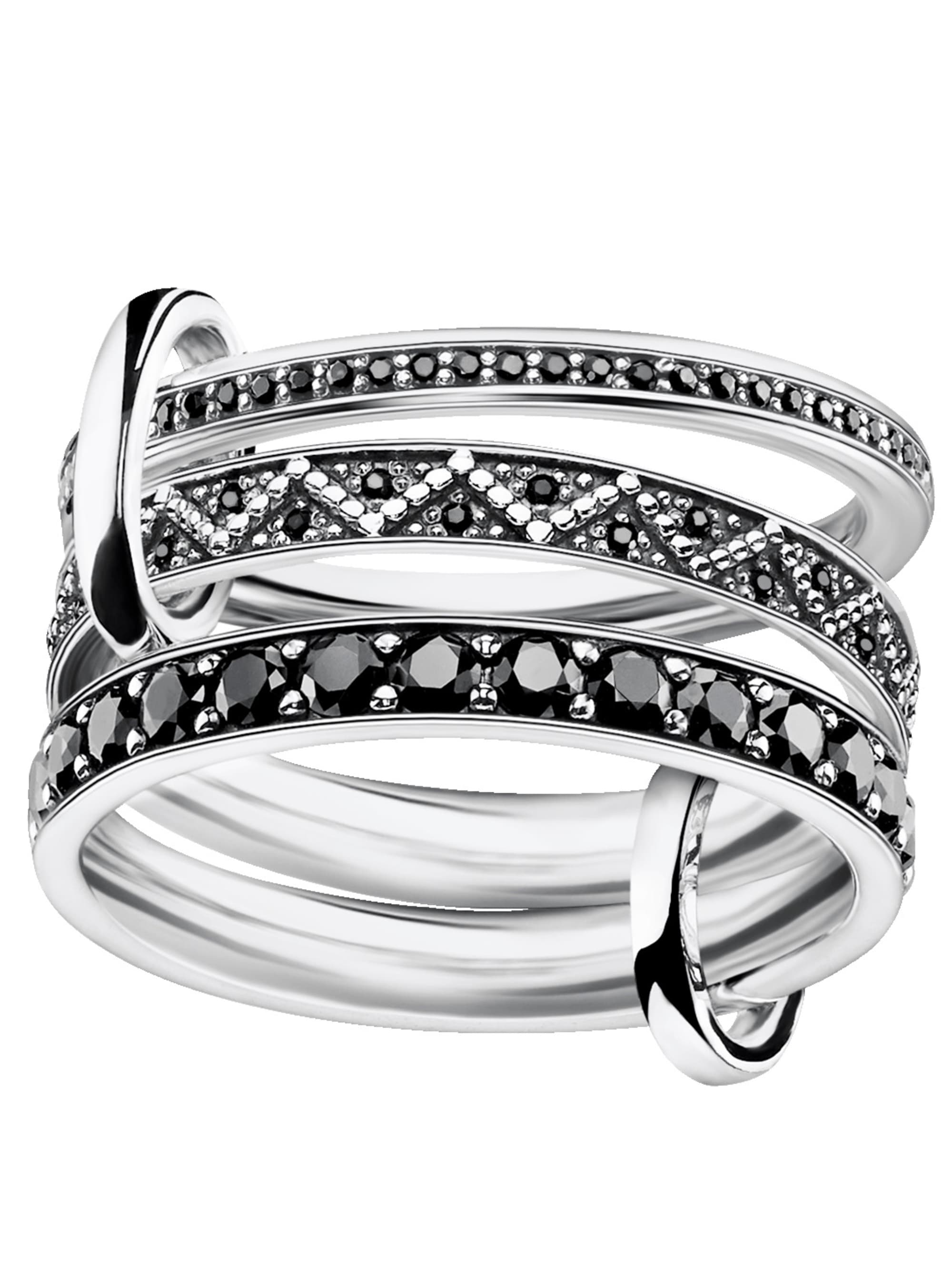Thomas Sabo Triple Ring in Silber 925 TRIPLE RING TR2200-643-11 5OzvS