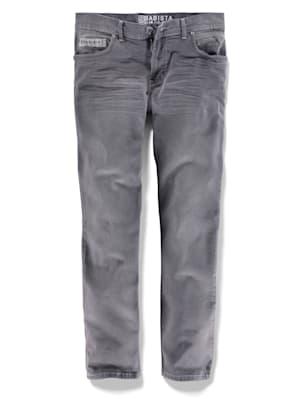 Jeans mit modischen Akzenten