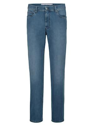 Jeans Met dualFX technologie