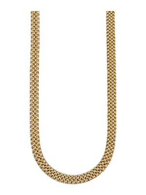 Collier in Gelbgold 585