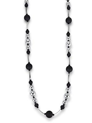 Halsband med kulor